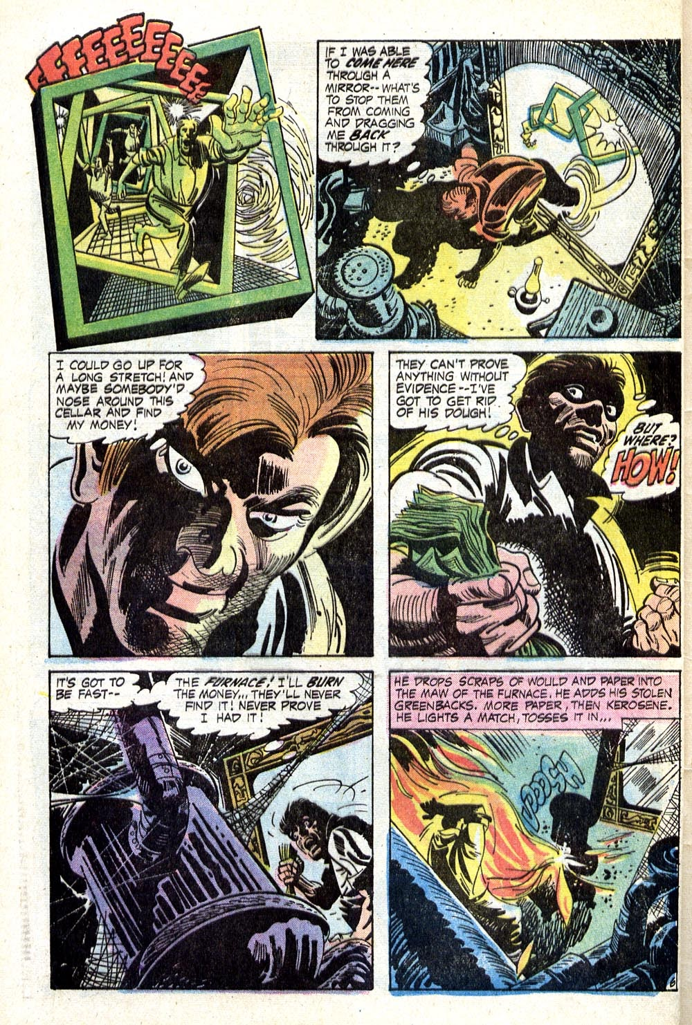 The Witching Hour (1969) issue 17 - Page 38