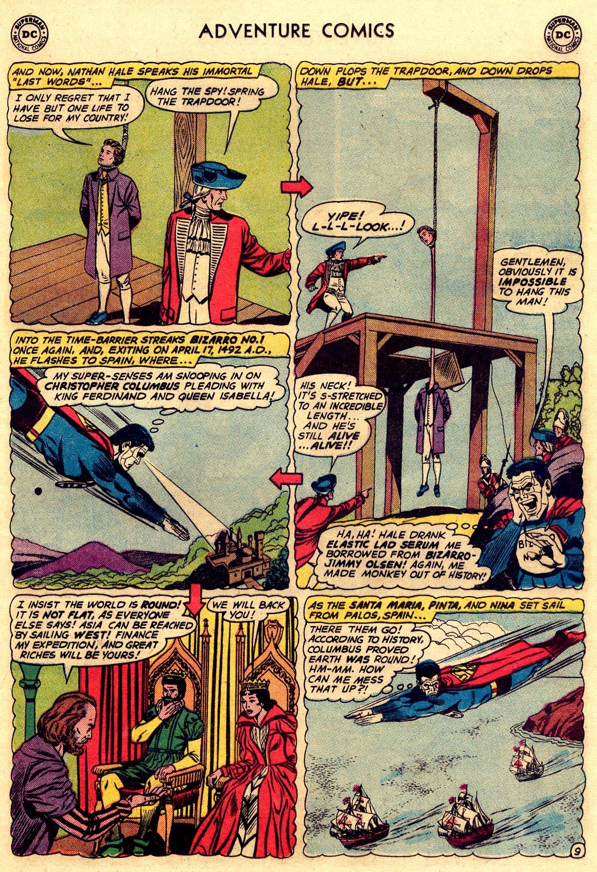 Read online Adventure Comics (1938) comic -  Issue #297 - 29