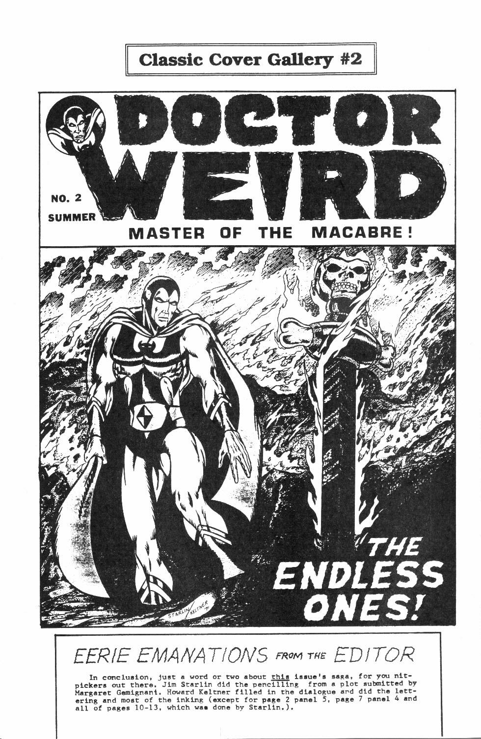 Read online Dr. Weird Special comic -  Issue # Full - 42