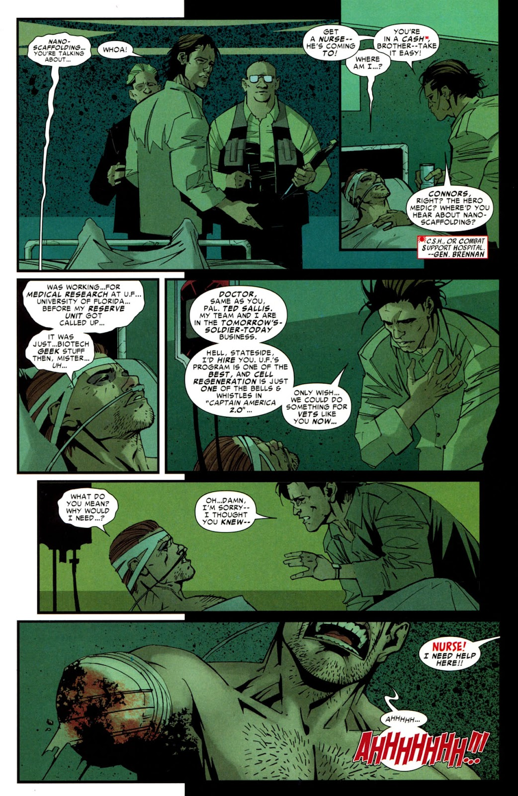 Web of Spider-Man (2009) Issue #6 #6 - English 7
