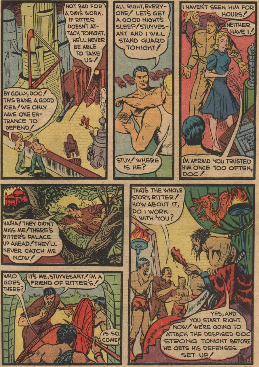 Blue Ribbon Comics (1939) issue 7 - Page 51