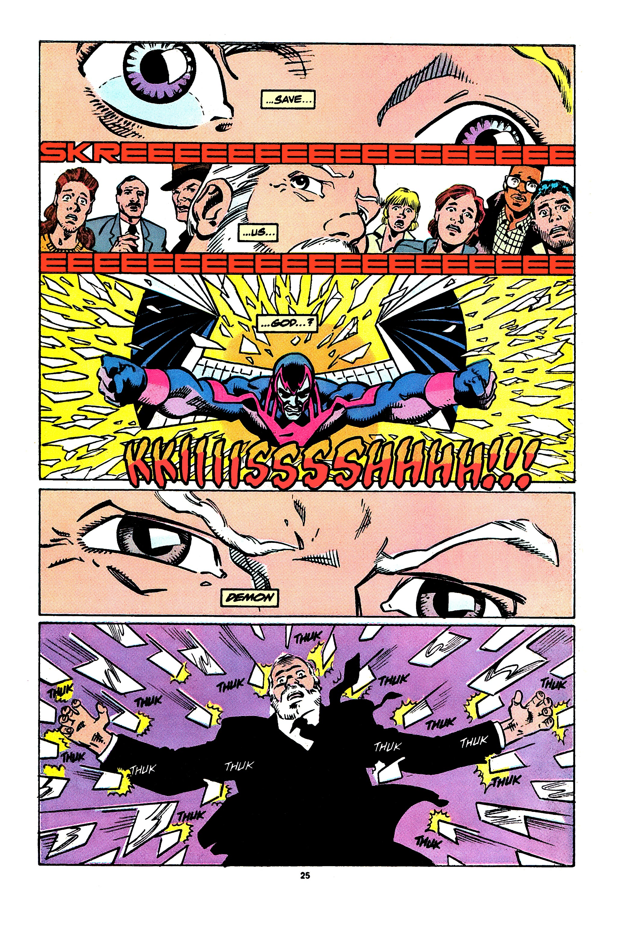 Read online X-Factor (1986) comic -  Issue #47 - 20