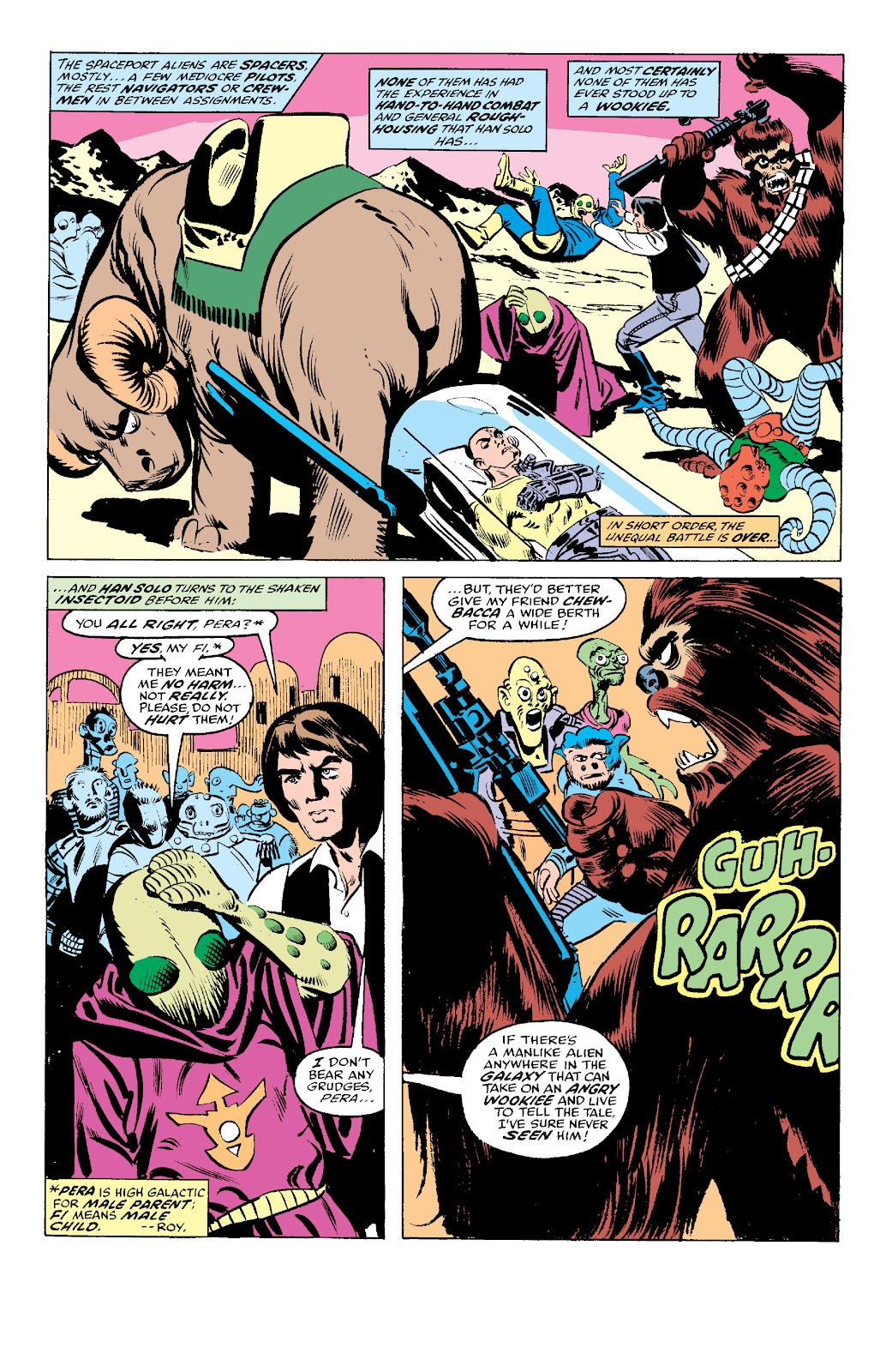 Read online Star Wars Legends: The Original Marvel Years - Epic Collection comic -  Issue # TPB 1 (Part 2) - 26