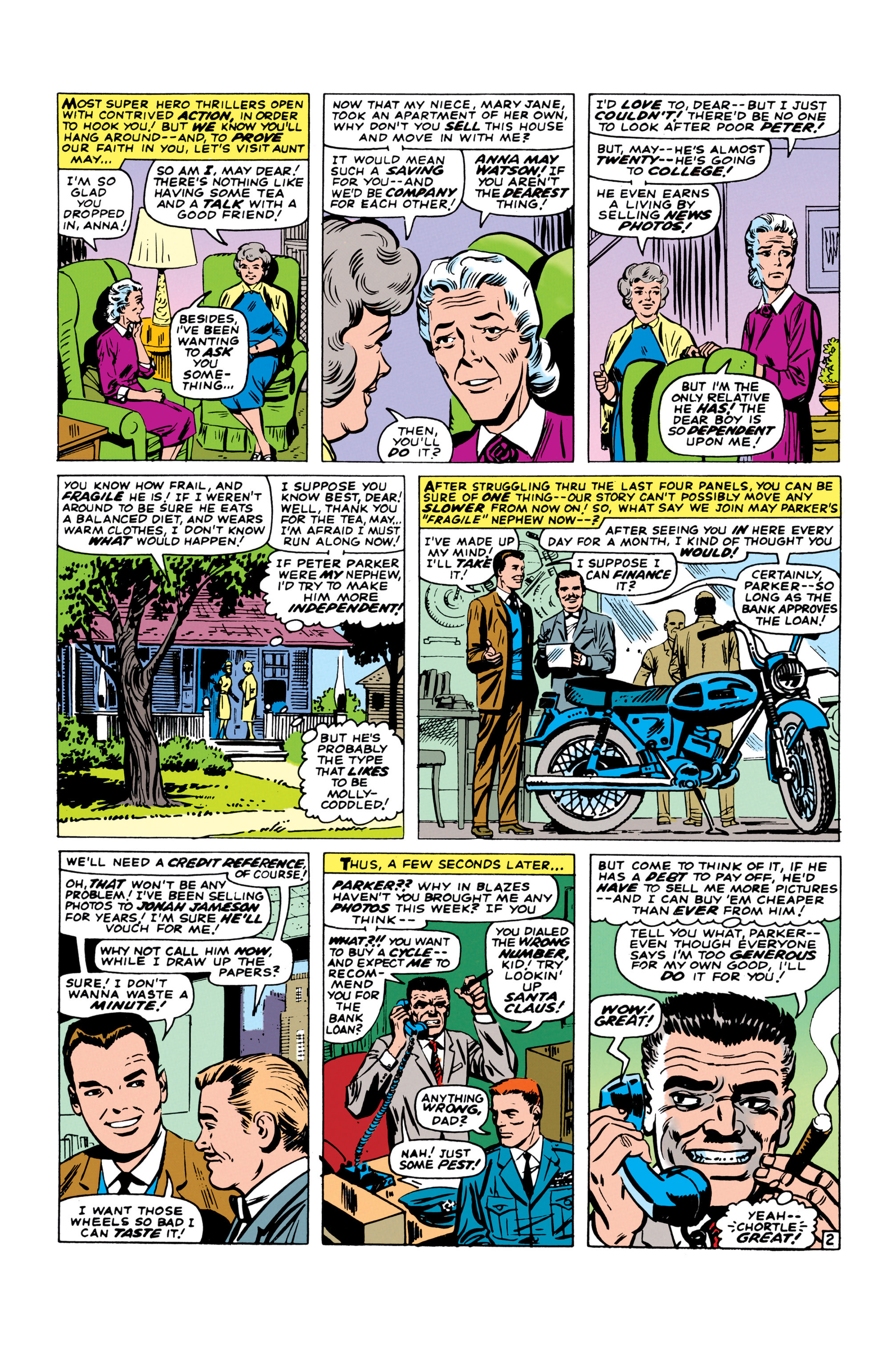 The Amazing Spider-Man (1963) 41 Page 2