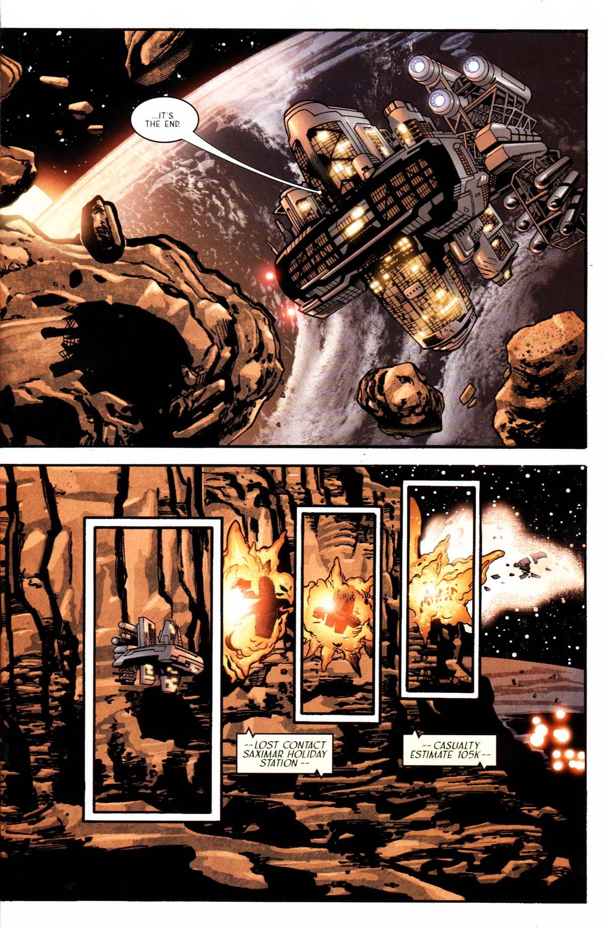 Read online Sigil (2000) comic -  Issue #23 - 7