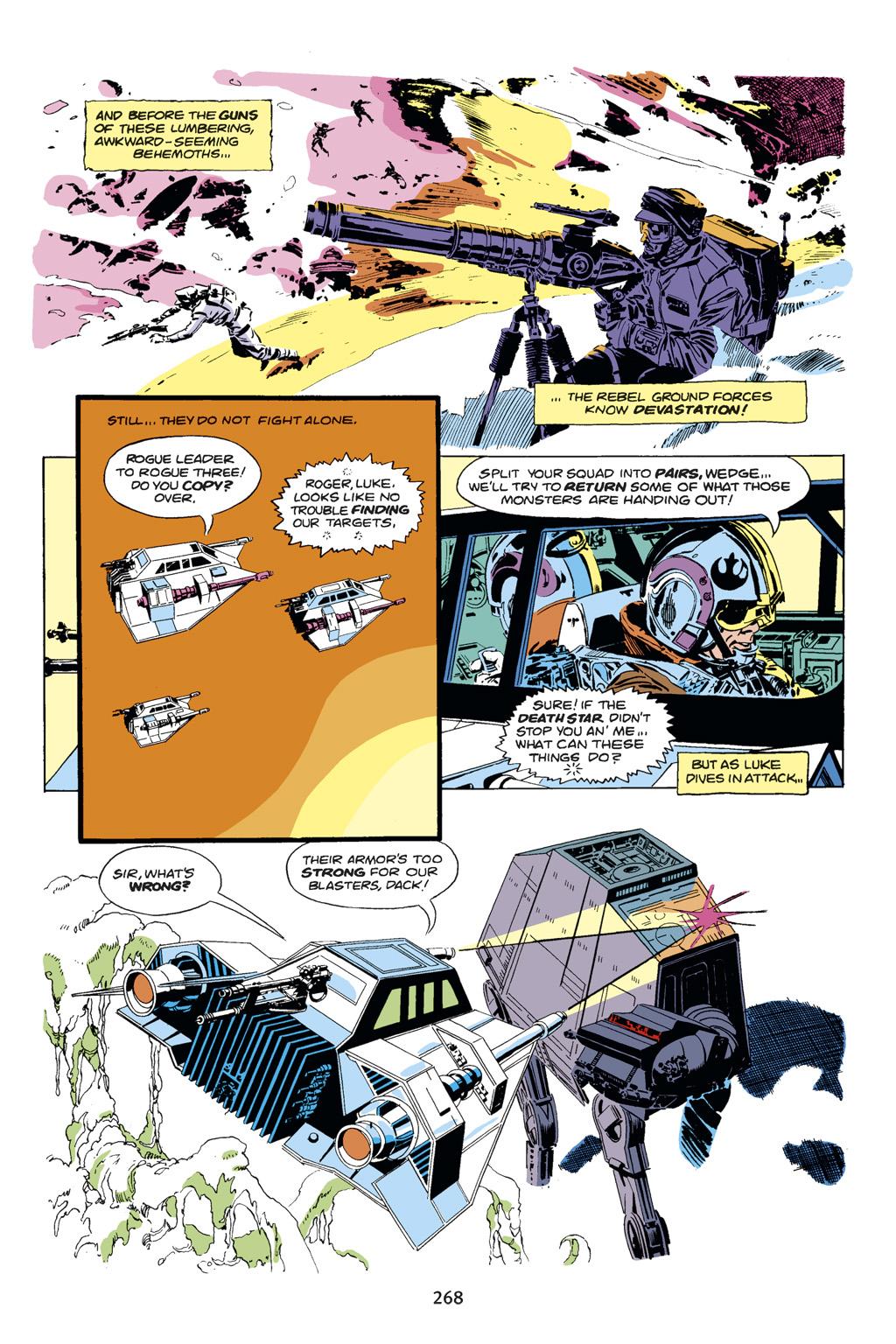 Read online Star Wars Omnibus comic -  Issue # Vol. 14 - 266