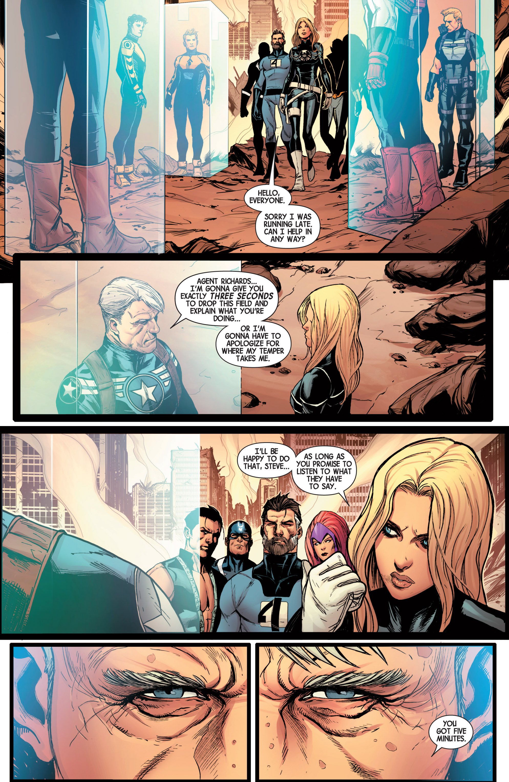 Read online Avengers (2013) comic -  Issue #40 - 7