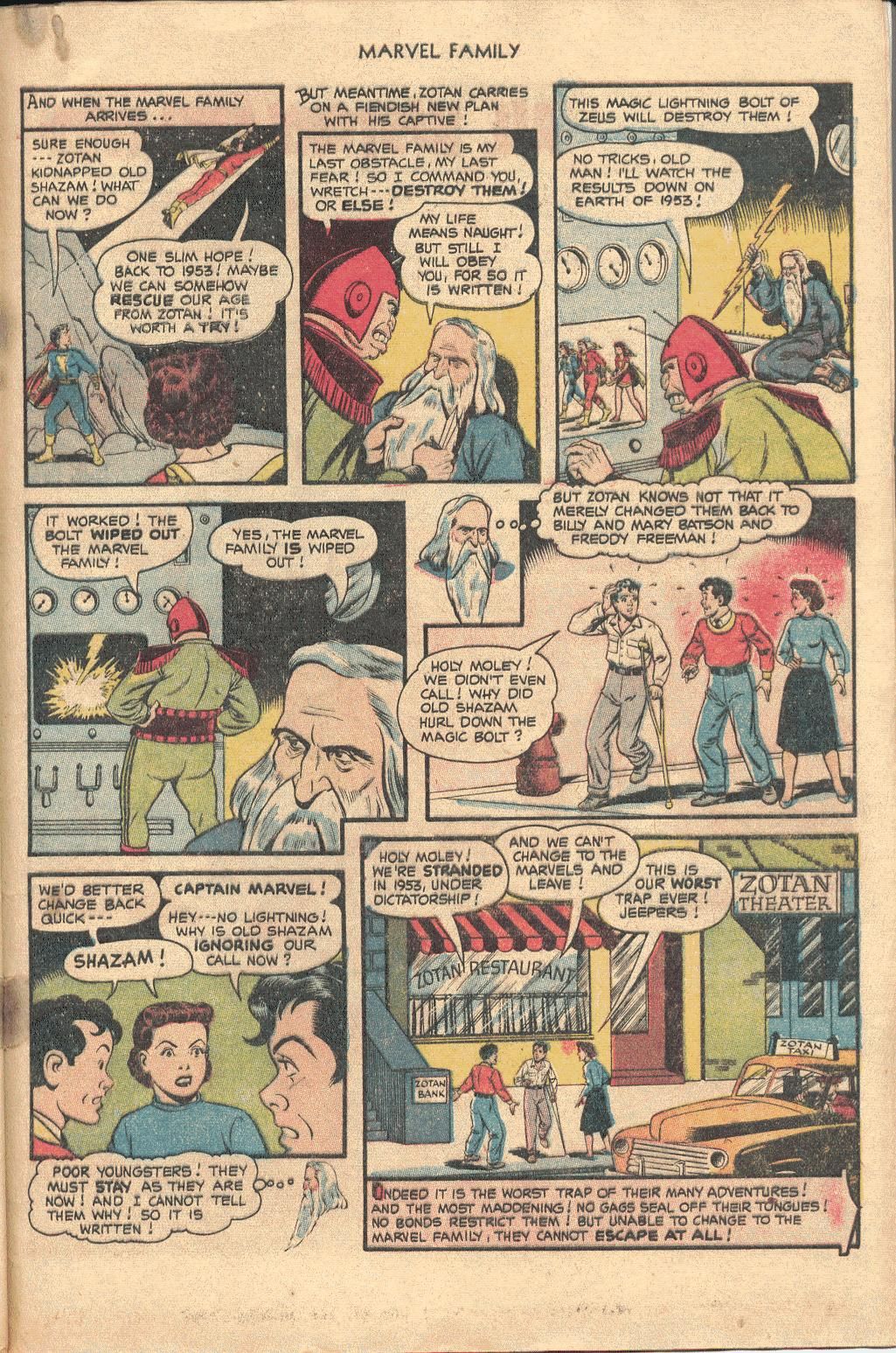 The Marvel Family issue 88 - Page 29