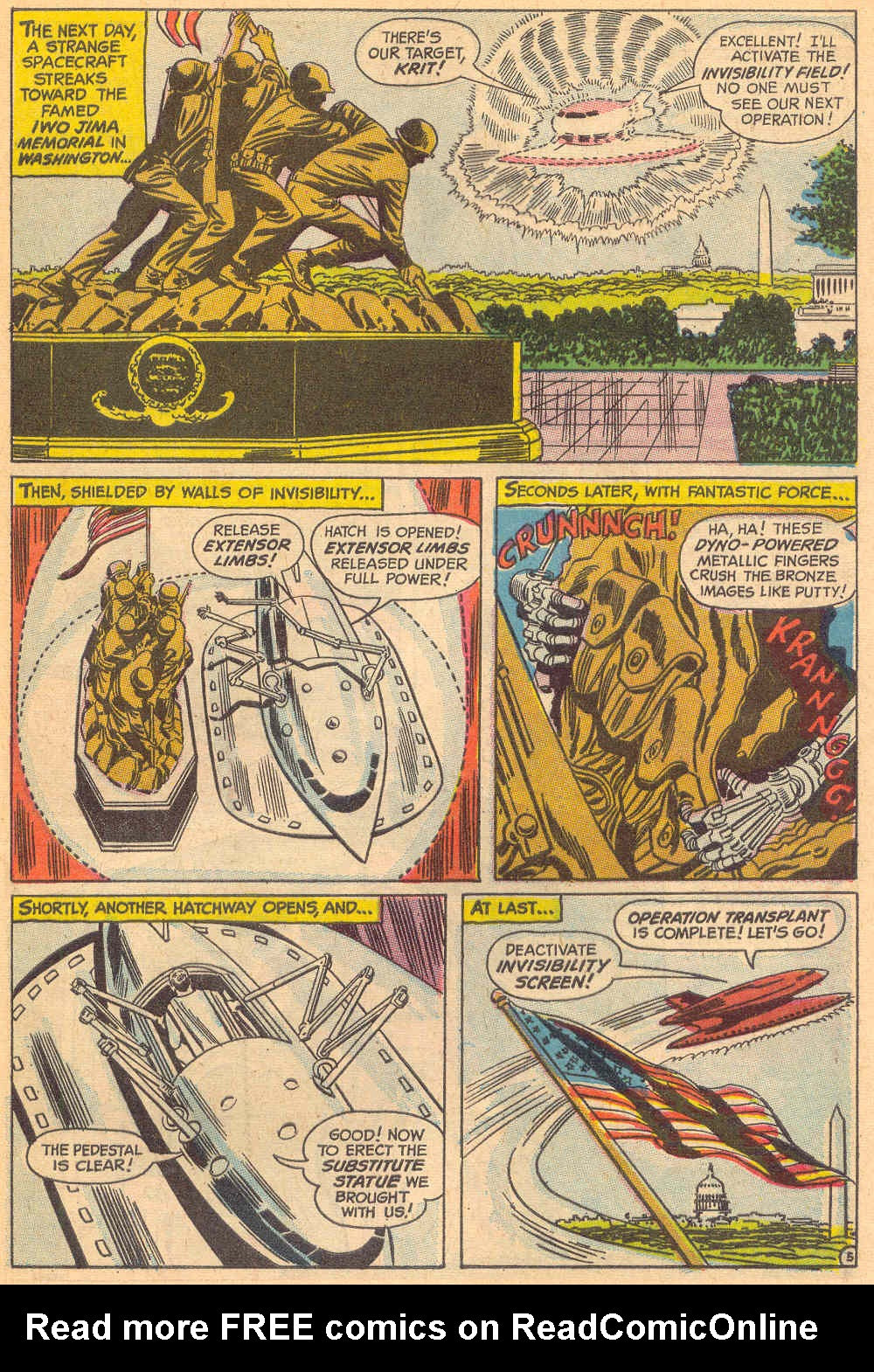 Read online Action Comics (1938) comic -  Issue #380 - 7
