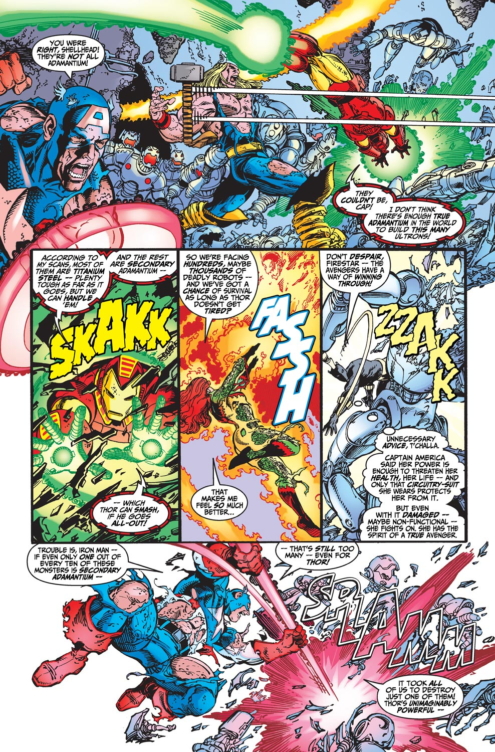 Read online Avengers (1998) comic -  Issue #22 - 7