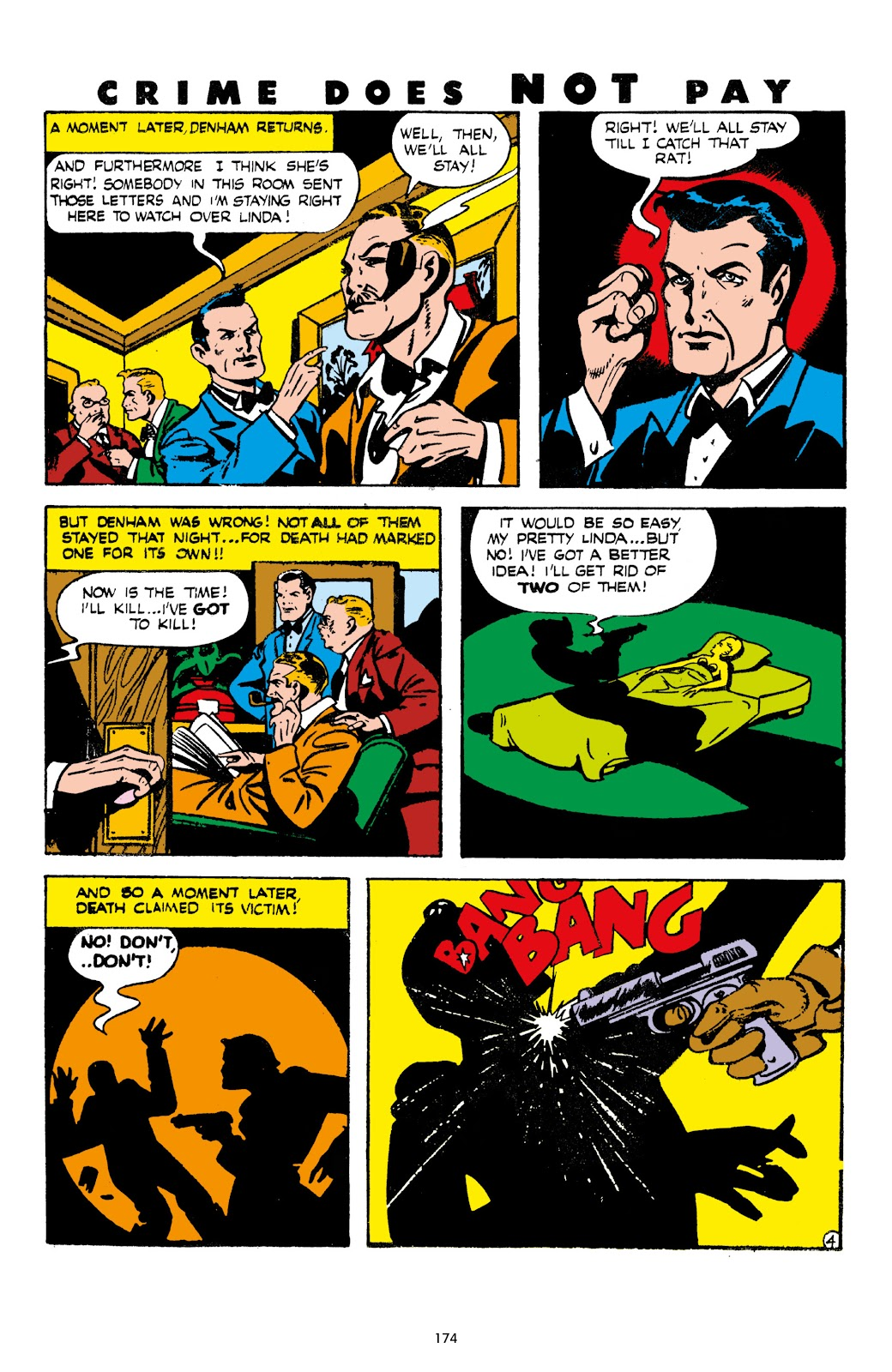 Read online Crime Does Not Pay Archives comic -  Issue # TPB 7 (Part 2) - 76