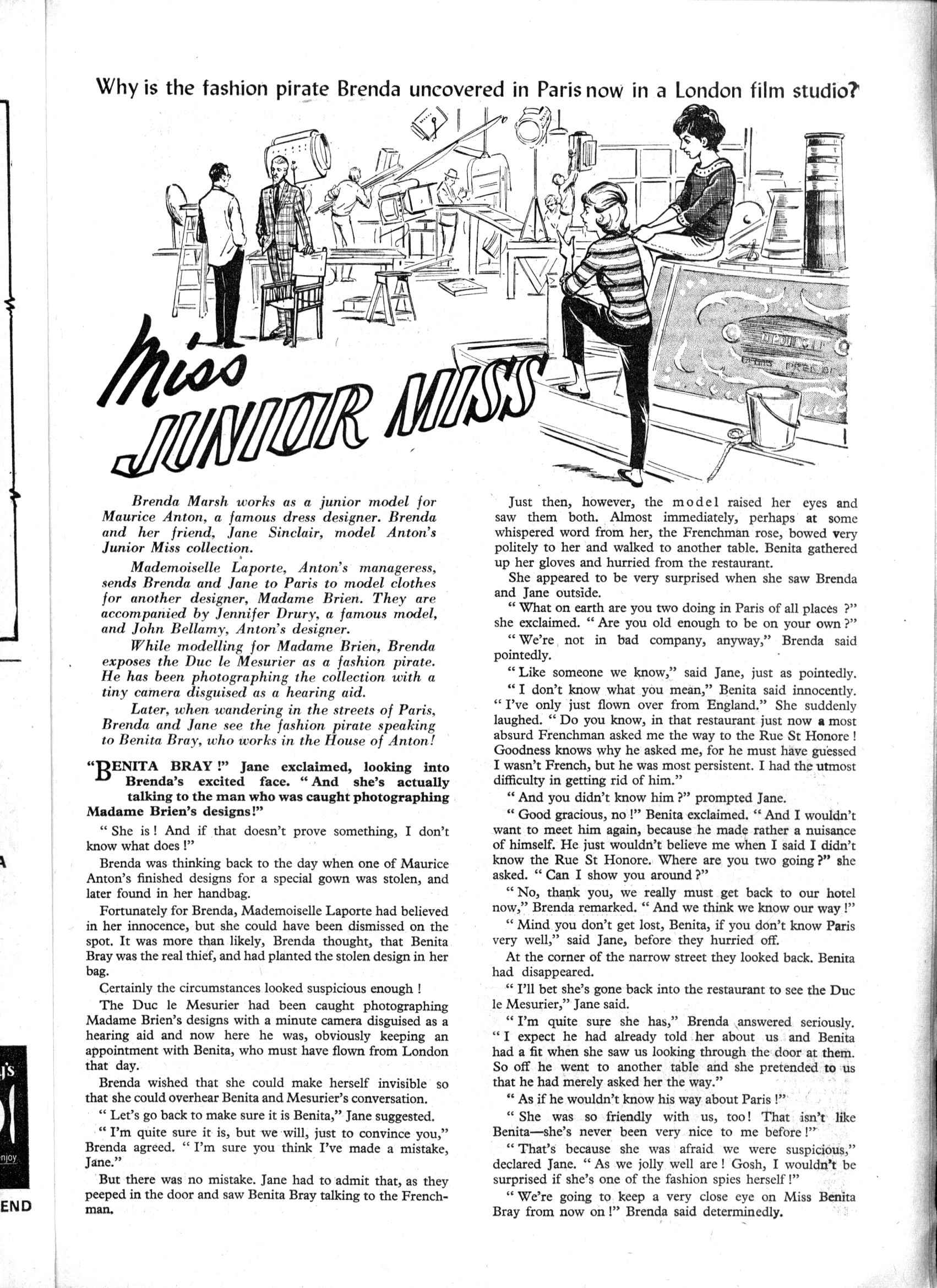 Read online Judy comic -  Issue #193 - 9