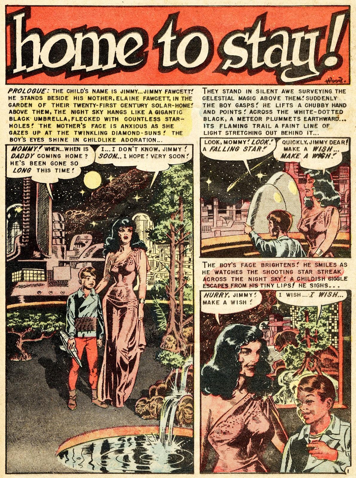 Weird Fantasy (1951) issue 13 - Page 21