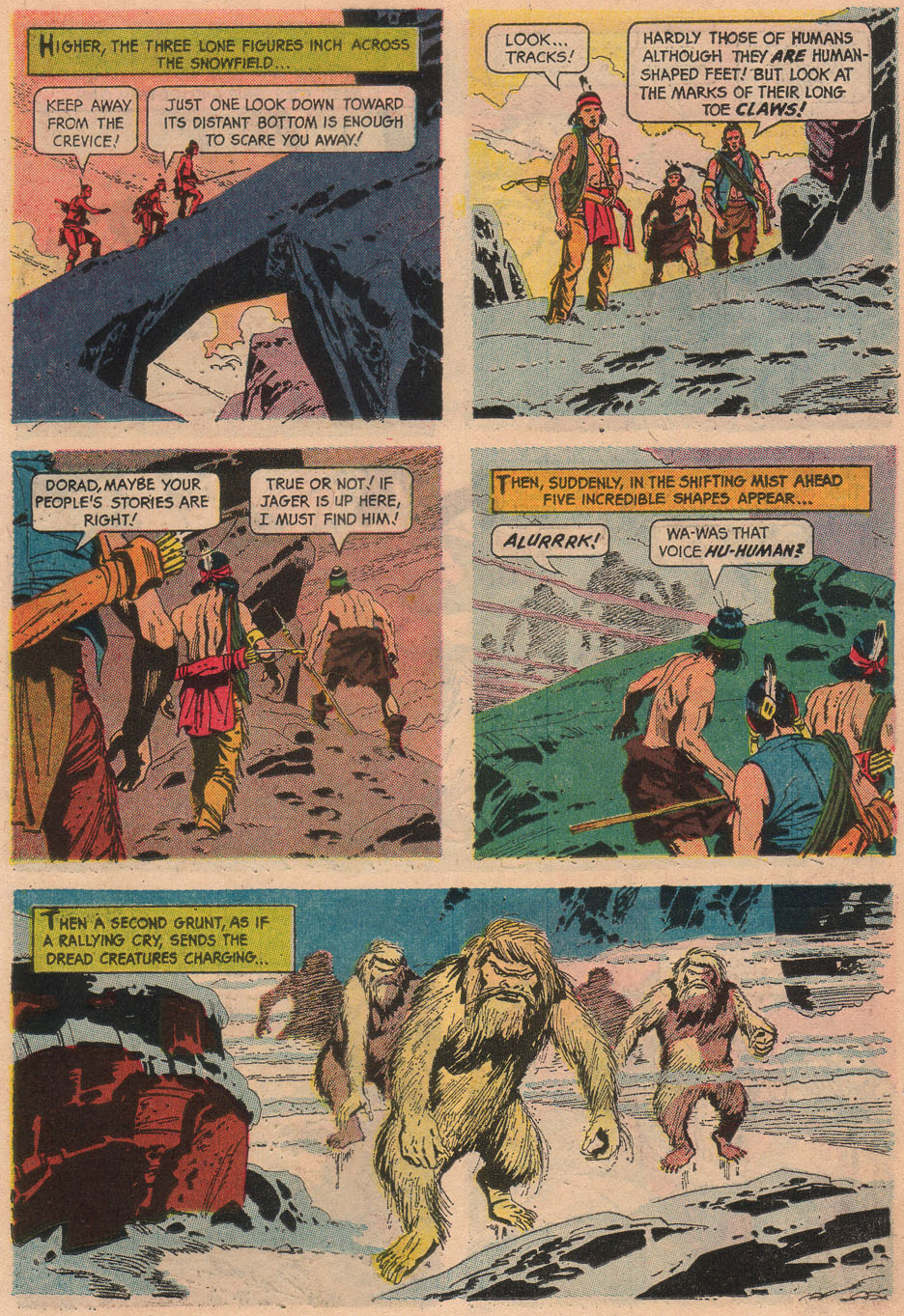 Read online Turok, Son of Stone comic -  Issue #48 - 11
