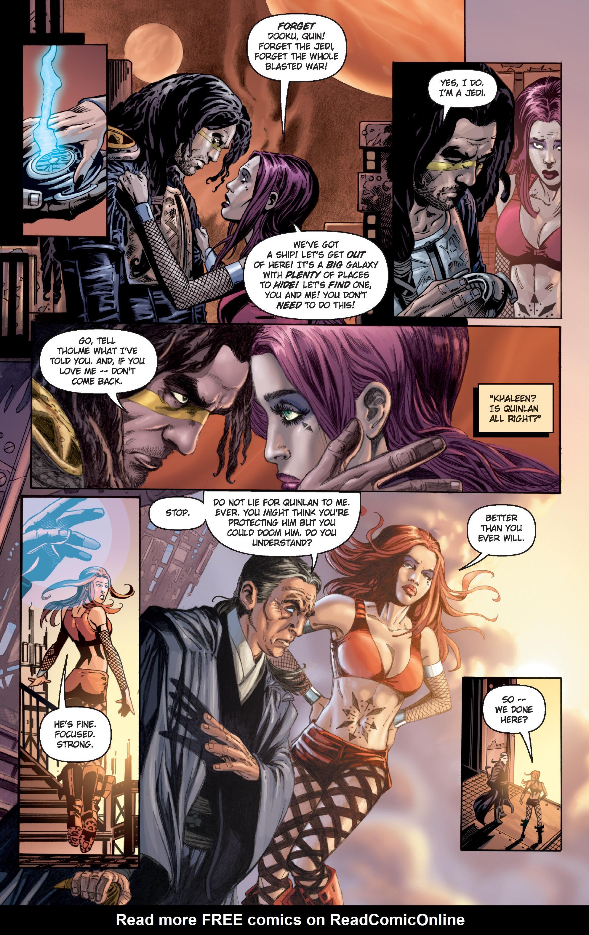 Read online Star Wars Omnibus comic -  Issue # Vol. 24 - 342