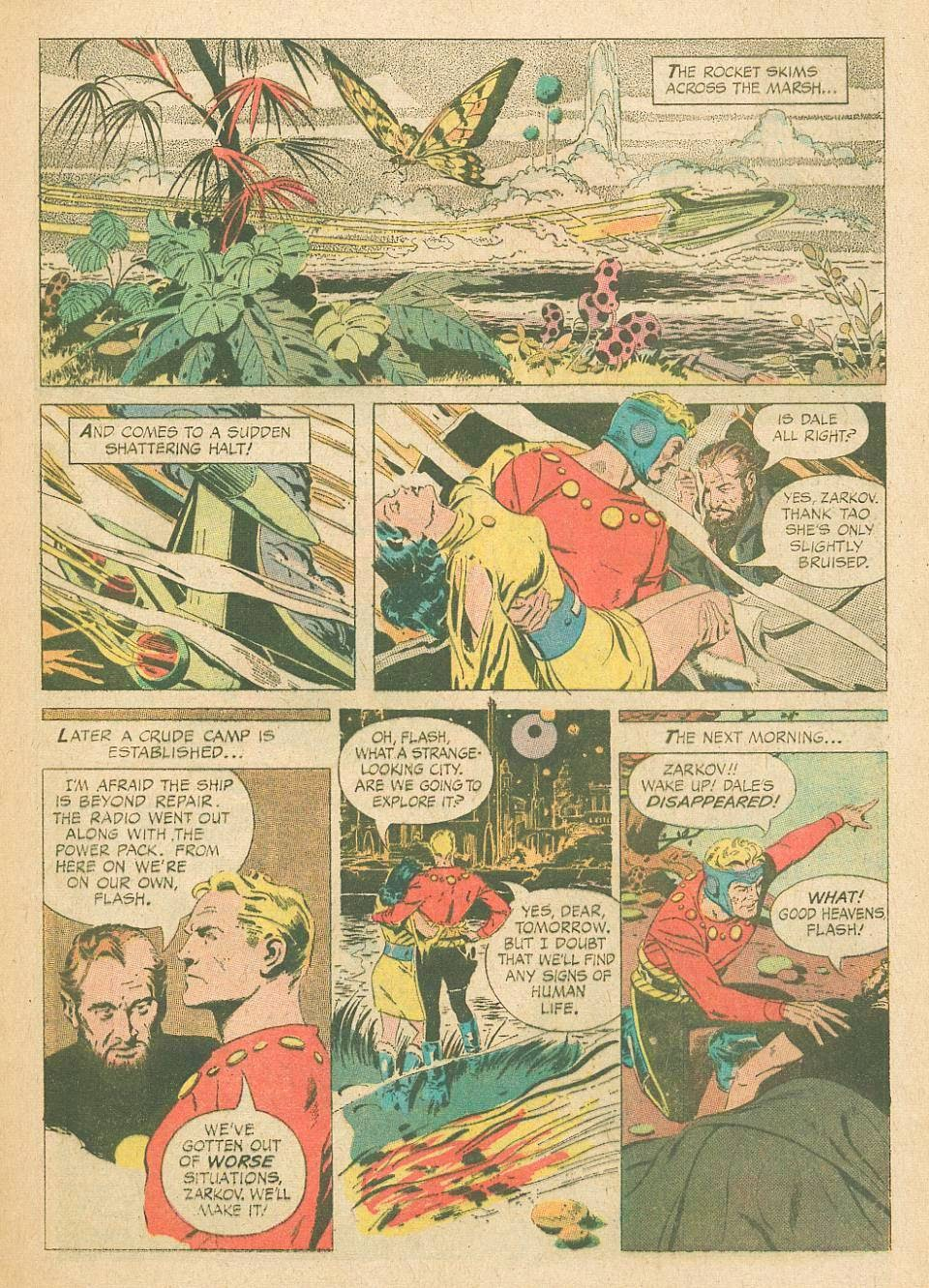 Flash Gordon (1966) issue 4 - Page 5