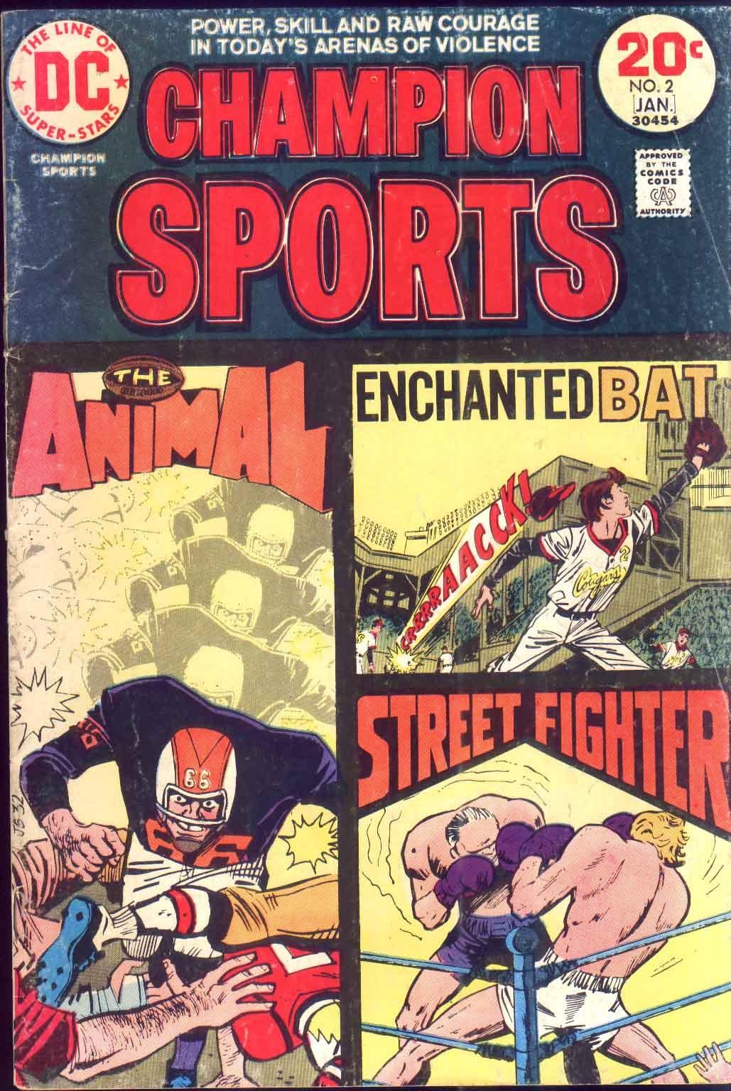 Champion Sports 2 Page 1