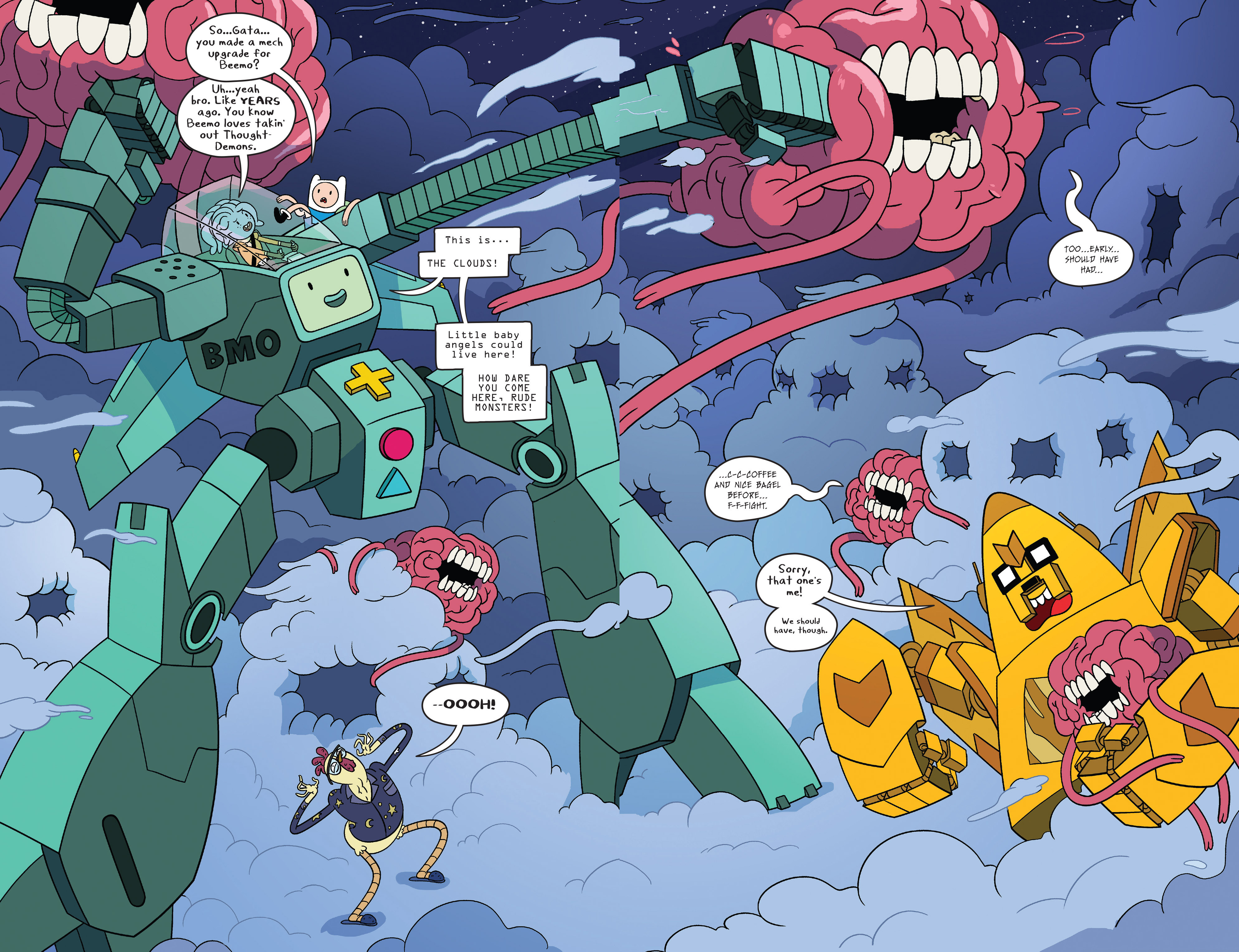 Adventure Time 47 Page 3