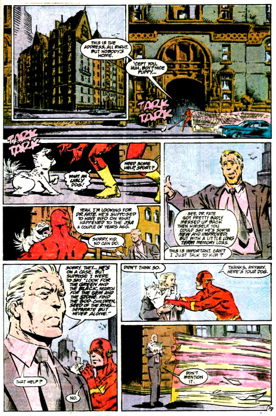 Read online The Flash (1987) comic -  Issue # _Annual 3 - 20