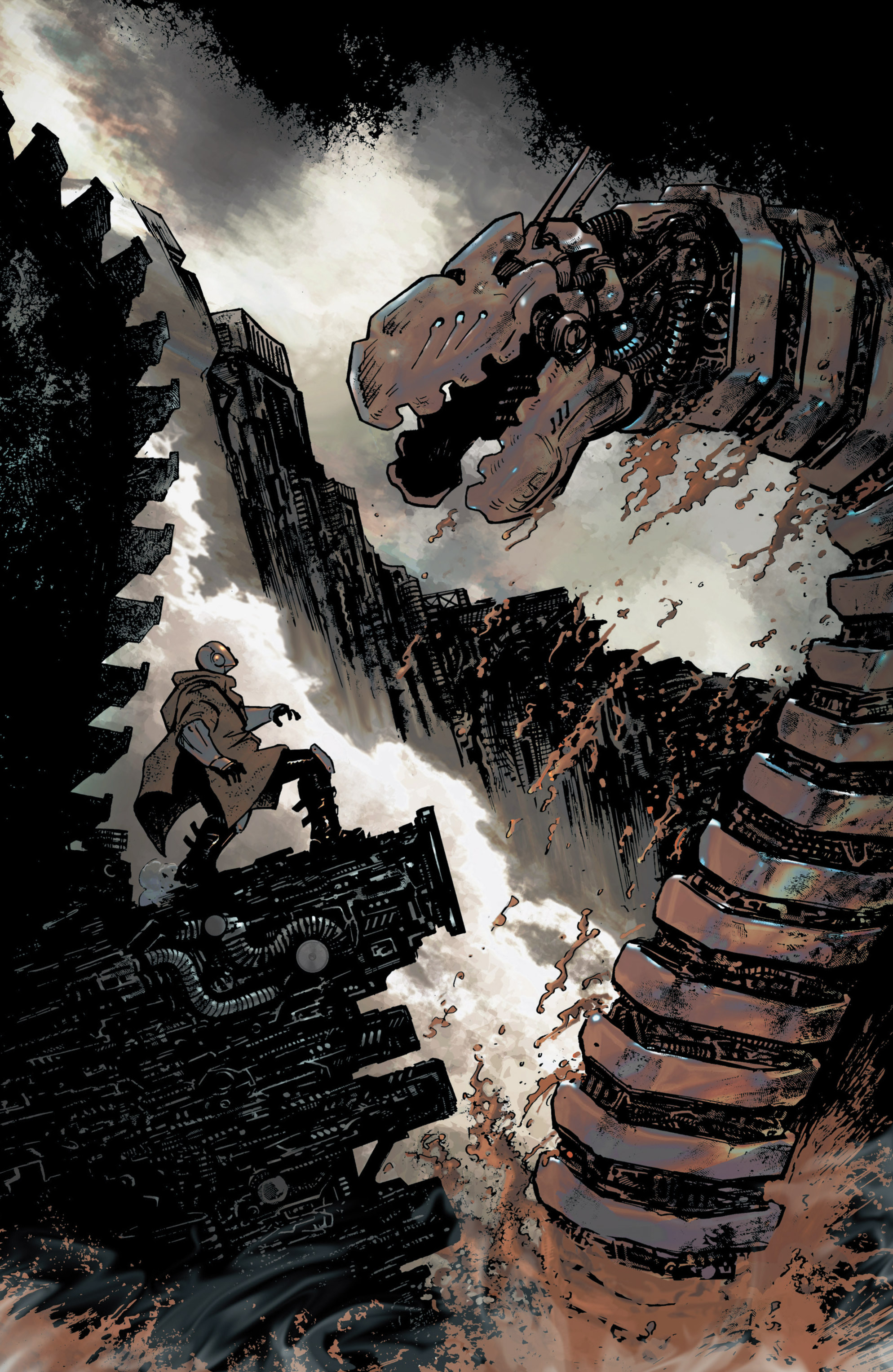 Read online Planetoid comic -  Issue # TPB - 22