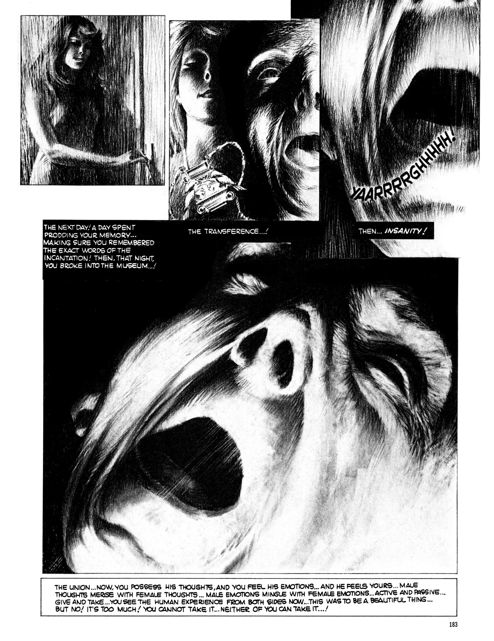 Read online Eerie Archives comic -  Issue # TPB 13 - 184
