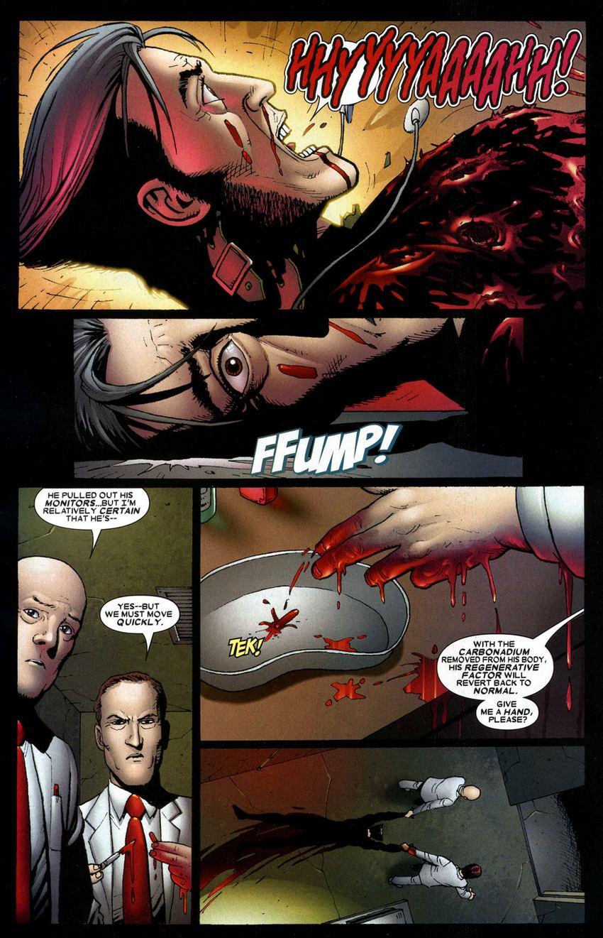 Read online Wolverine: Origins comic -  Issue #7 - 7