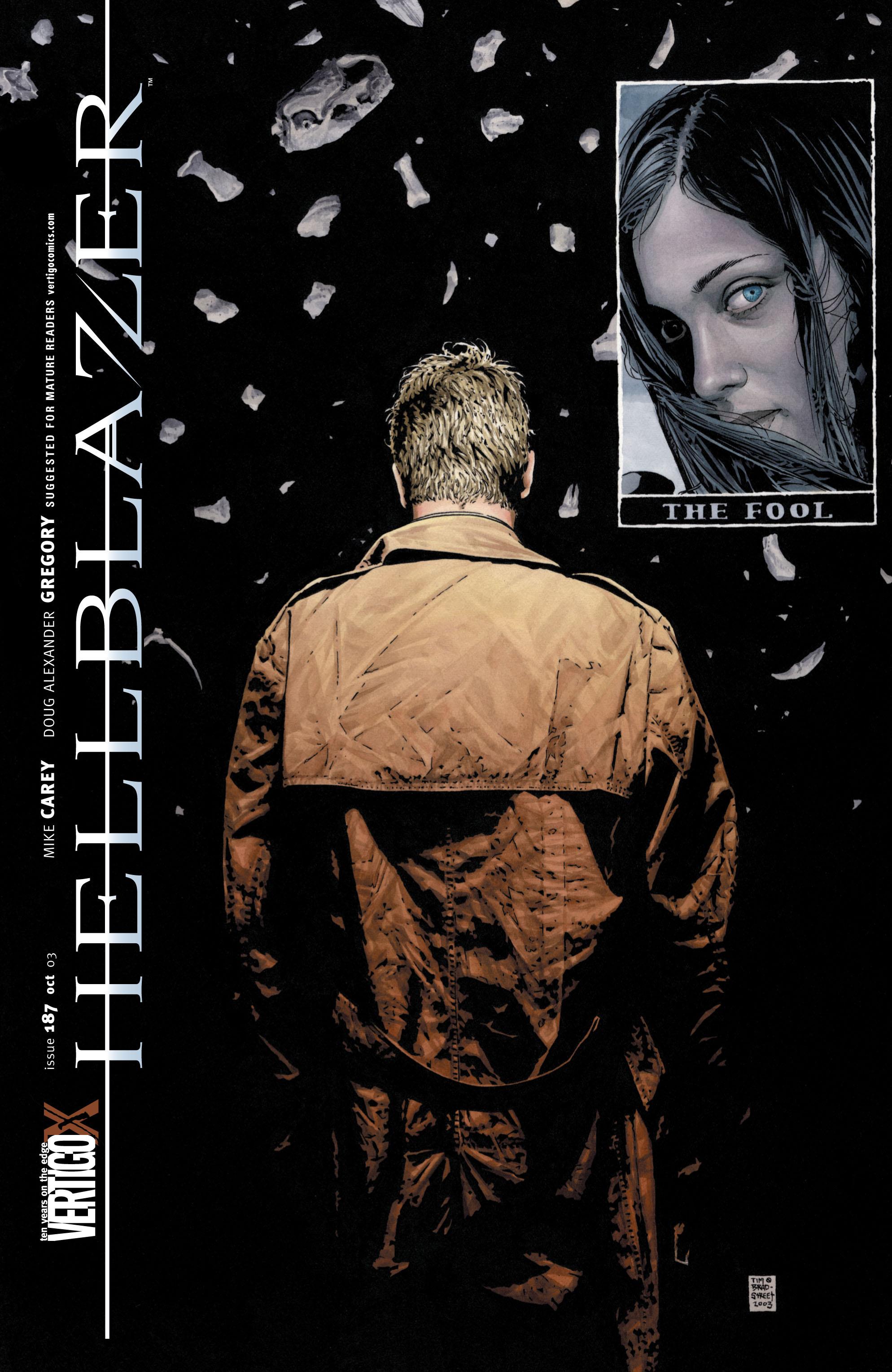 Hellblazer issue 187 - Page 1