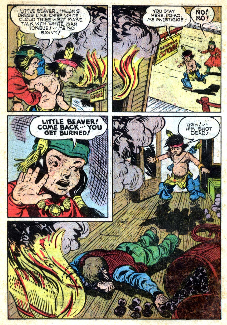Four Color Comics issue 267 - Page 6