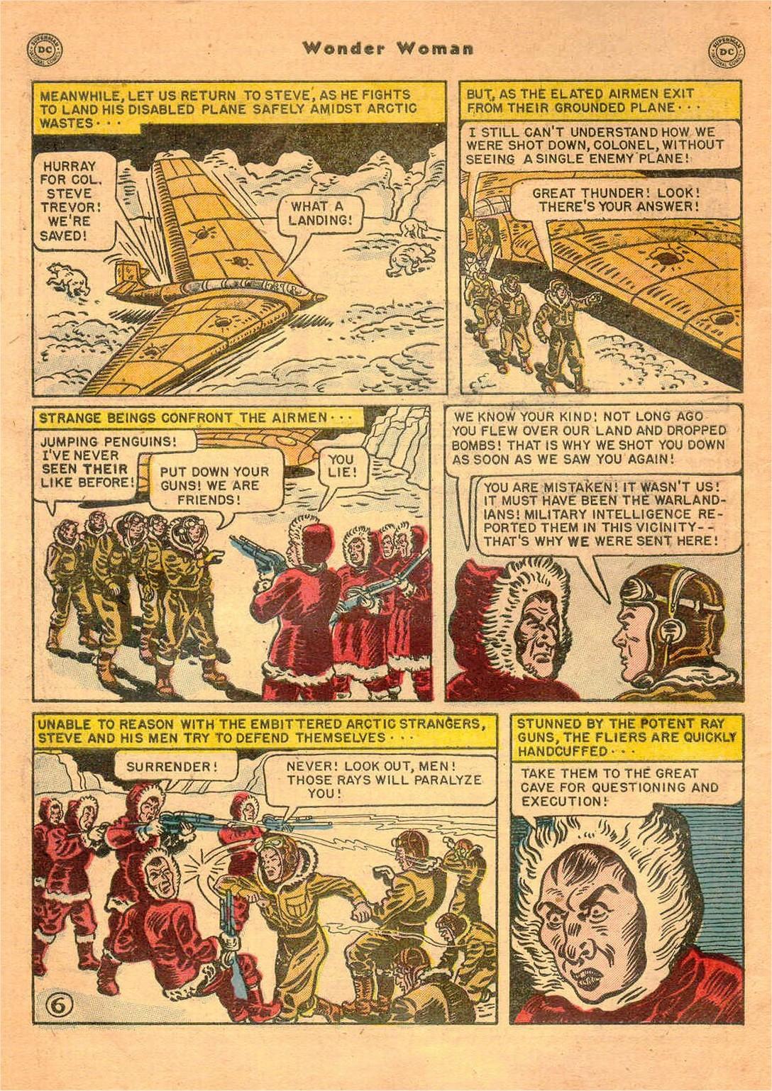 Read online Wonder Woman (1942) comic -  Issue #47 - 7