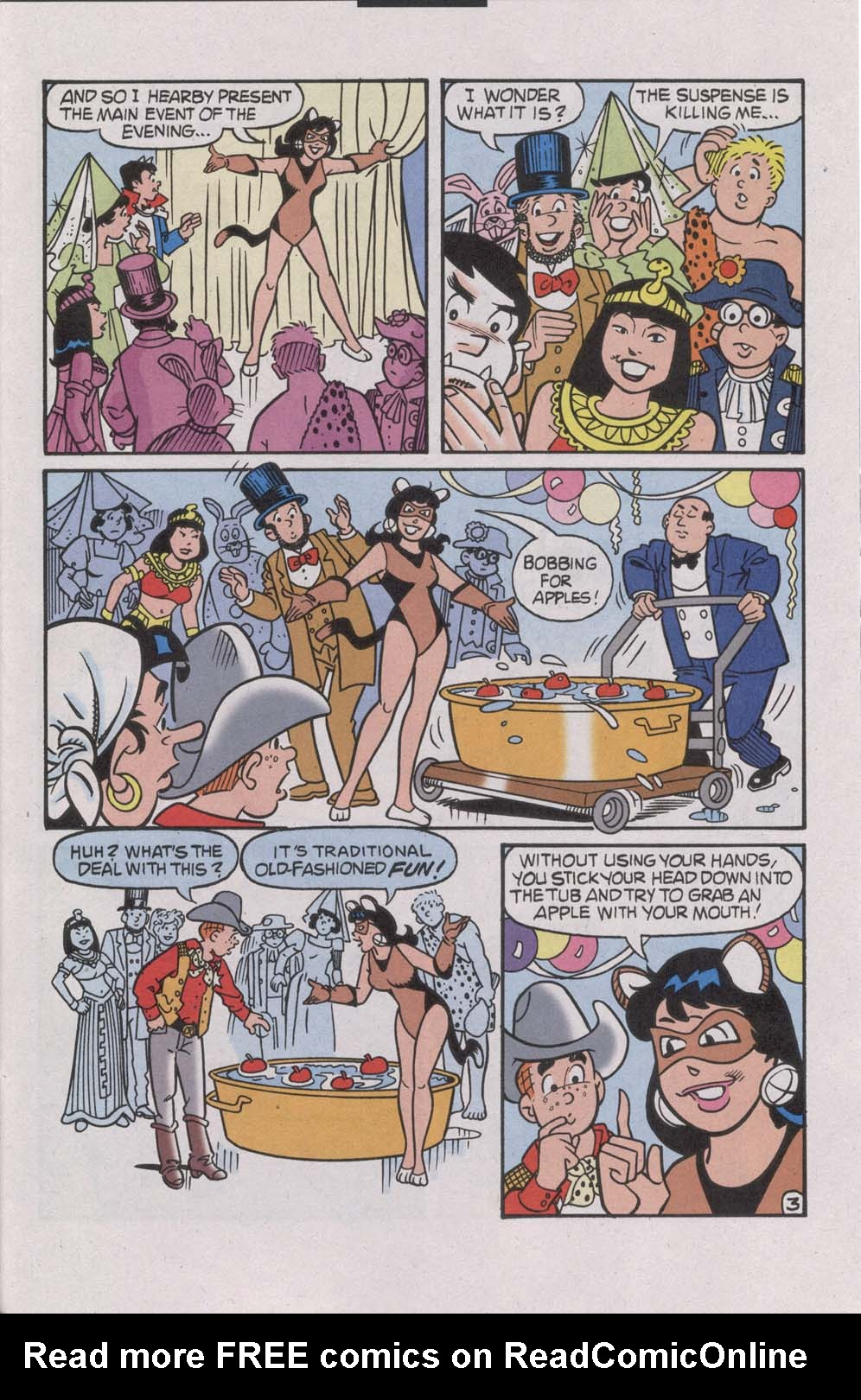 Read online Archie (1960) comic -  Issue #541 - 31