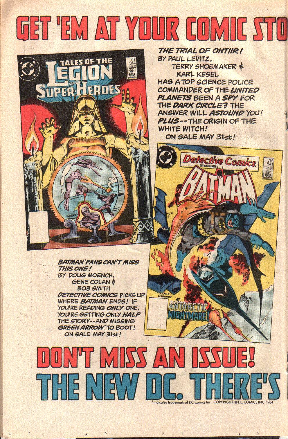Read online All-Star Squadron comic -  Issue #36 - 18