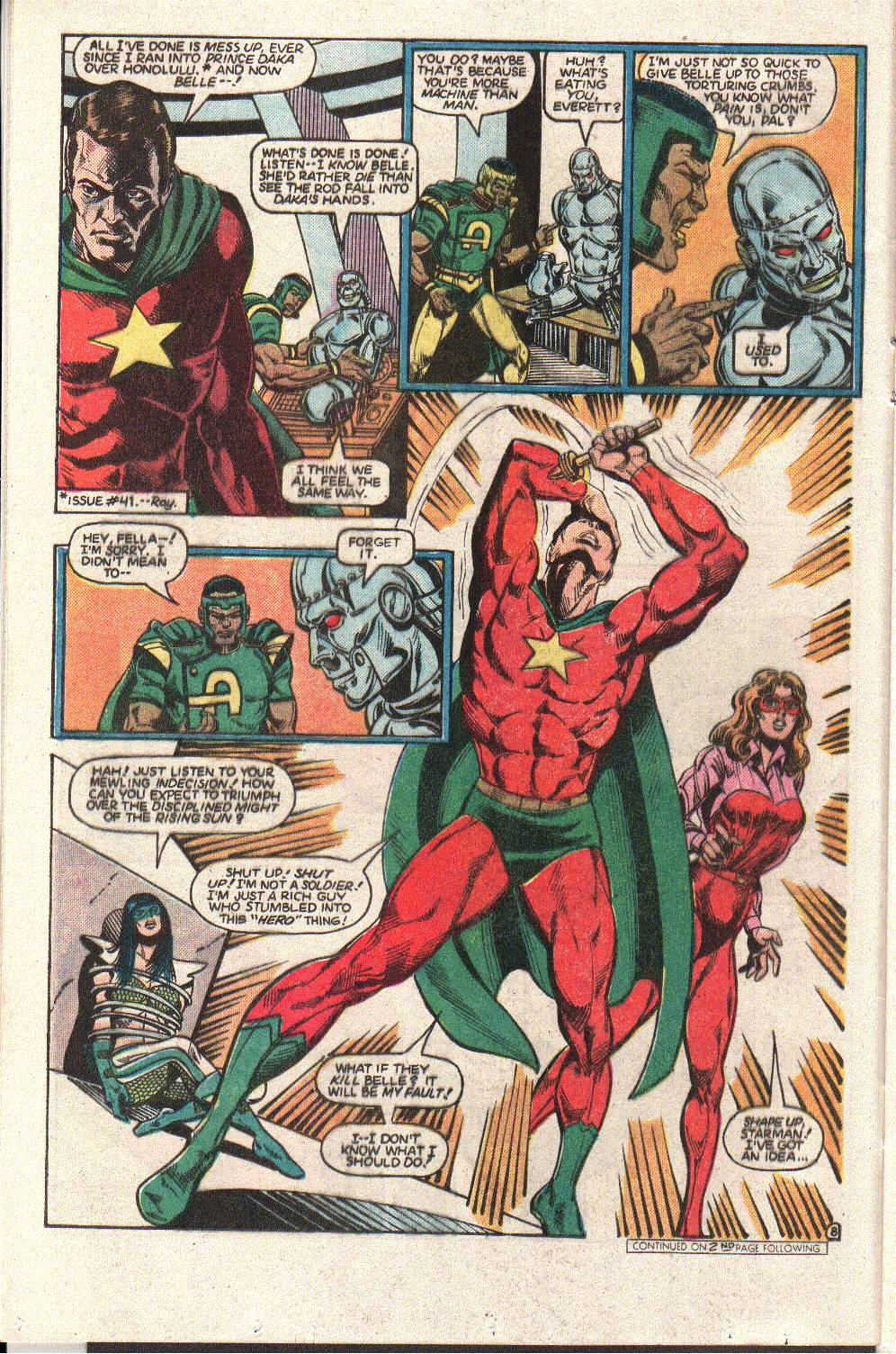 Read online All-Star Squadron comic -  Issue #43 - 12