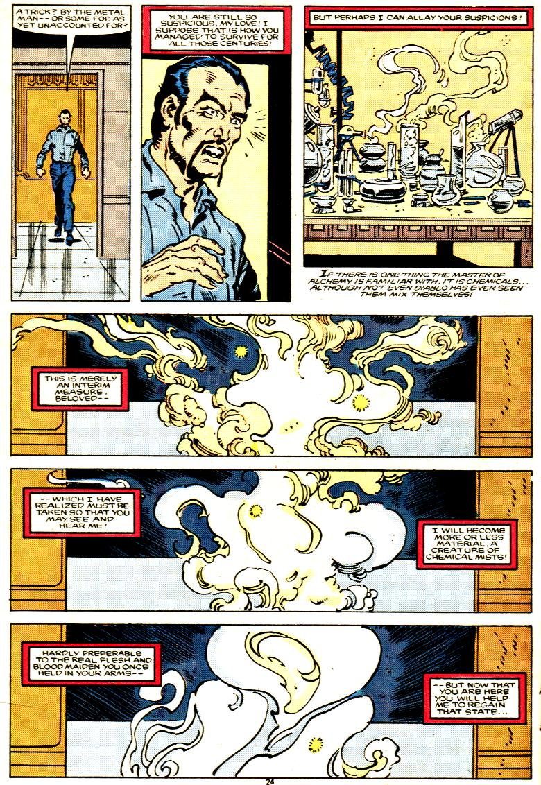 Read online Alpha Flight (1983) comic -  Issue # _Annual 1 - 25