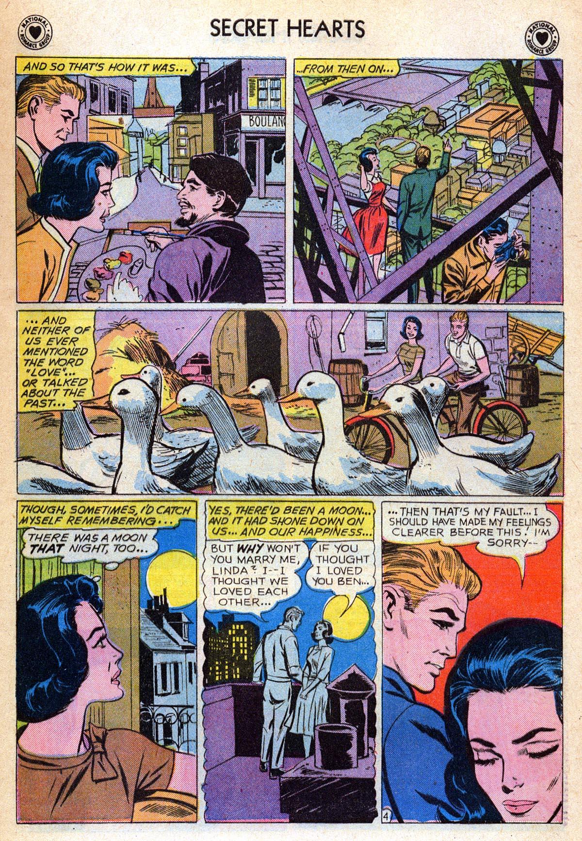 Read online Secret Hearts comic -  Issue #76 - 13