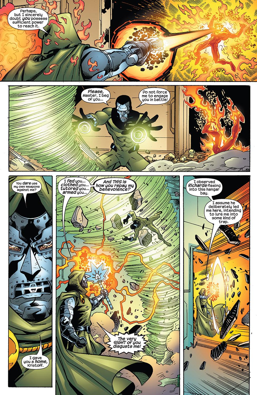 Read online Fantastic Five (2007) comic -  Issue #3 - 14