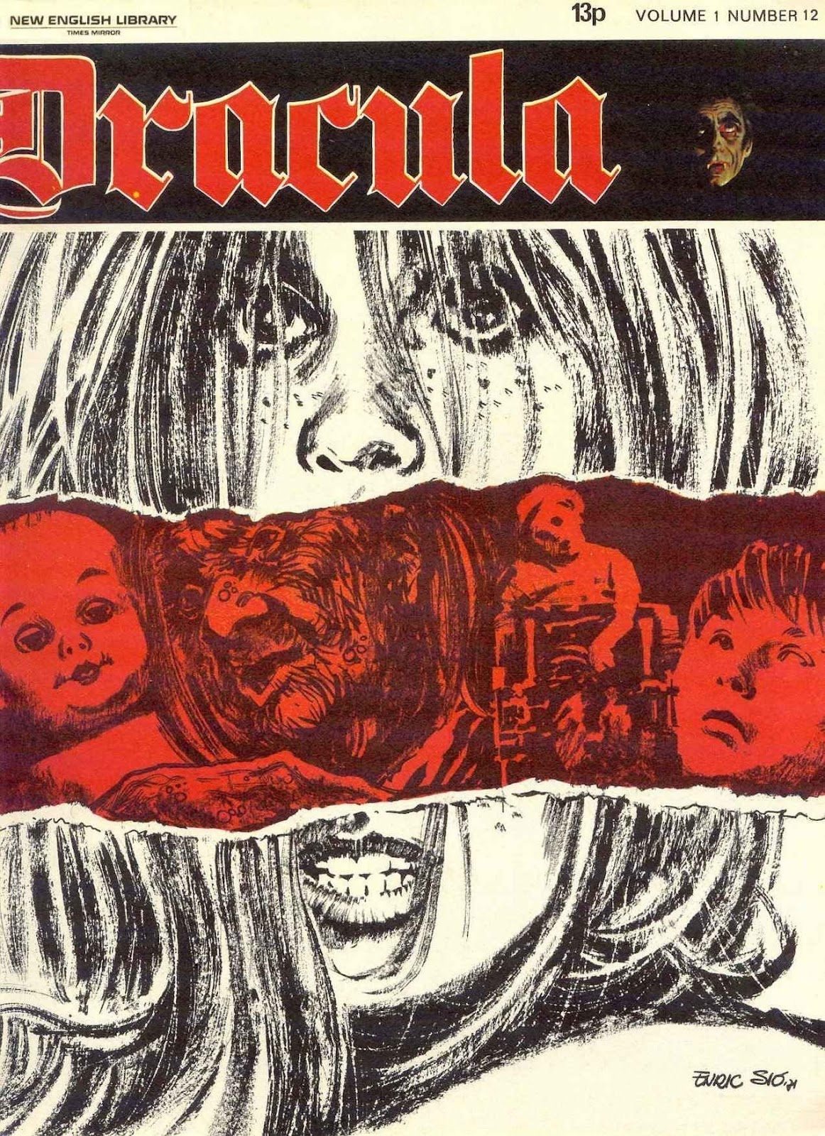 Dracula (1971) 12 Page 1