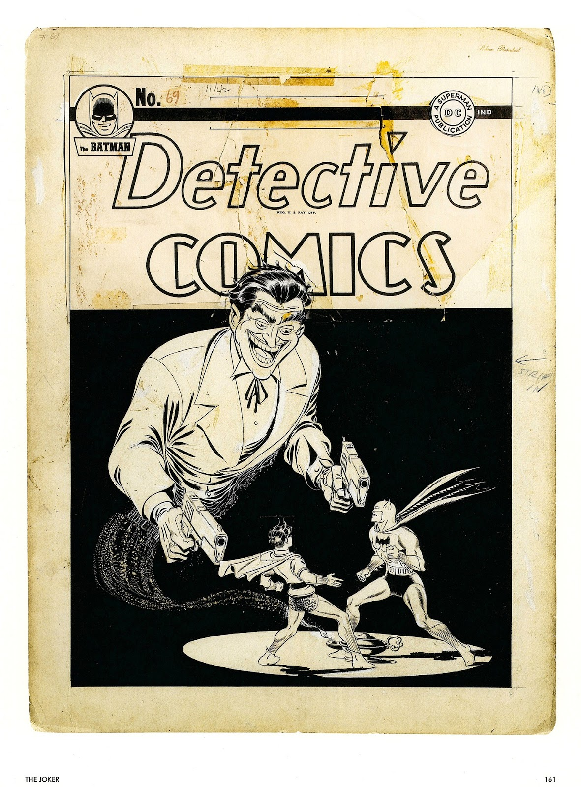 Read online 75 Years Of DC Comics comic -  Issue # TPB (Part 2) - 71