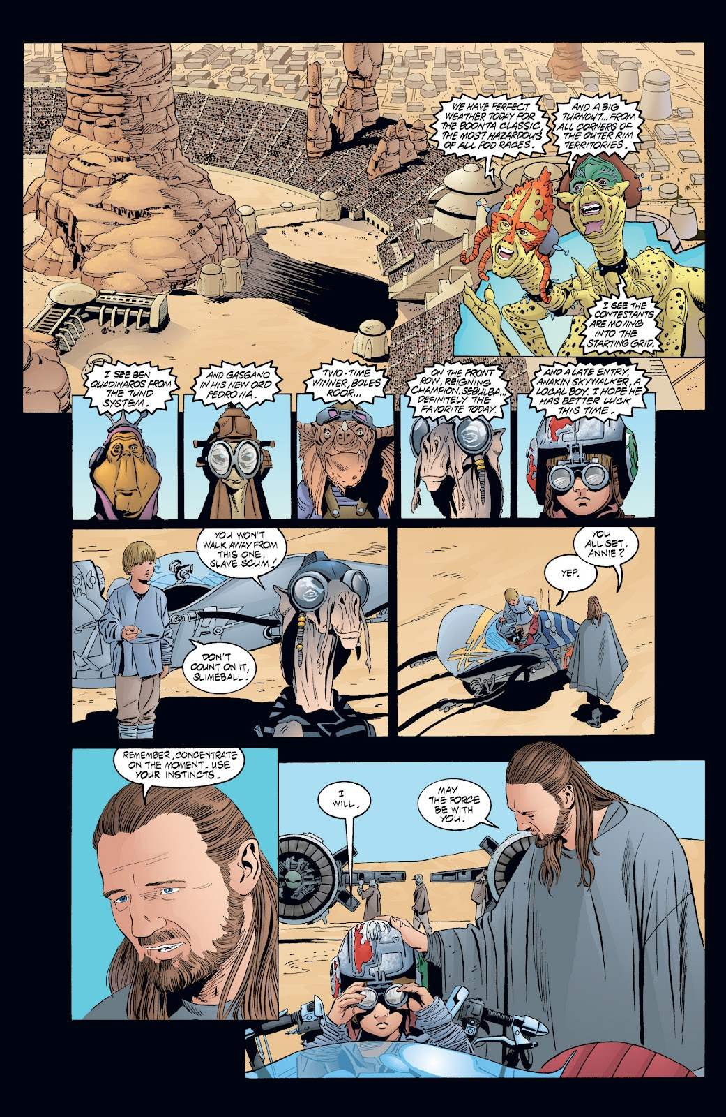 Read online Star Wars Legends: Rise of the Sith - Epic Collection comic -  Issue # TPB 2 (Part 3) - 83