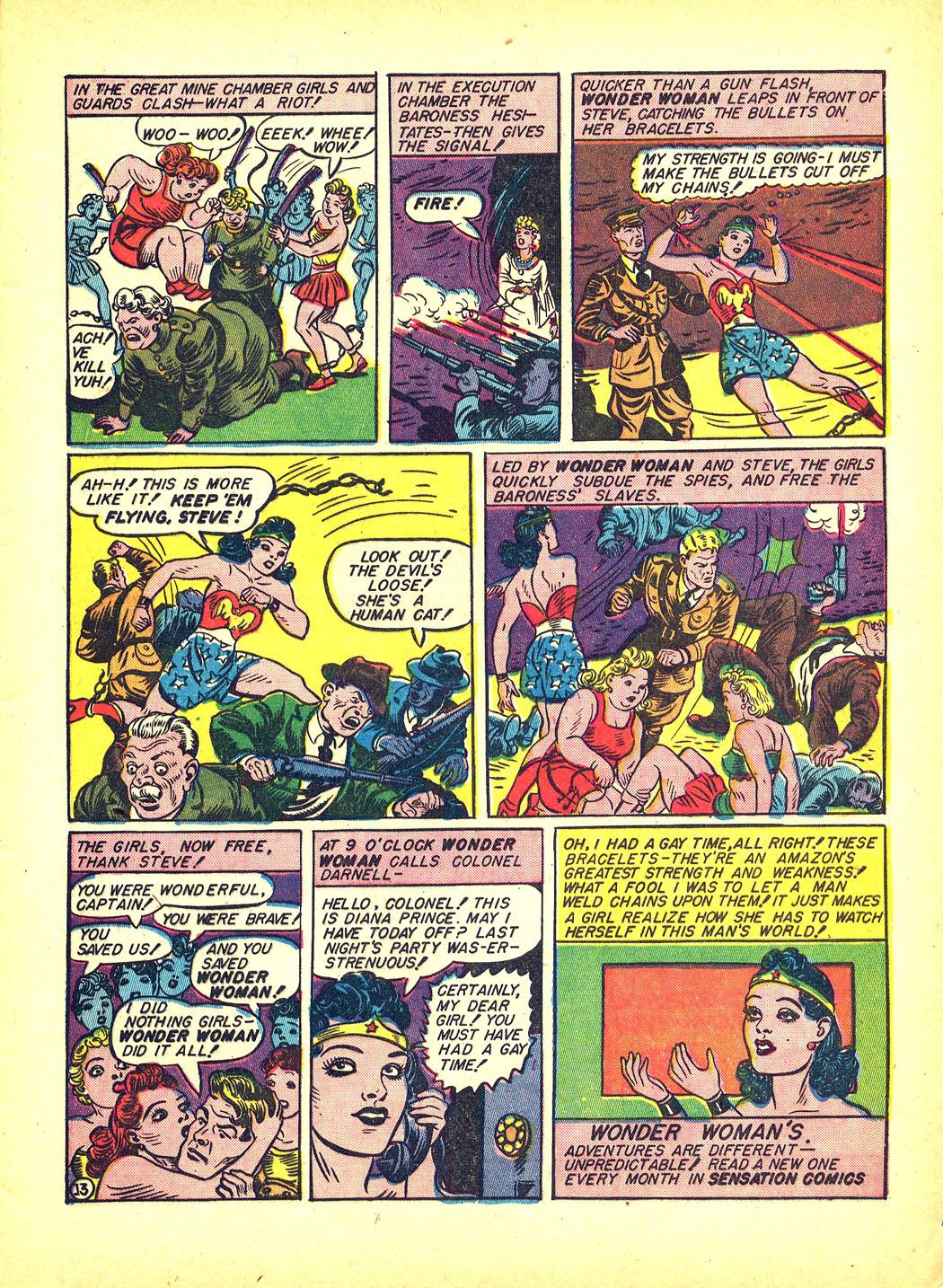 Read online Sensation (Mystery) Comics comic -  Issue #4 - 15