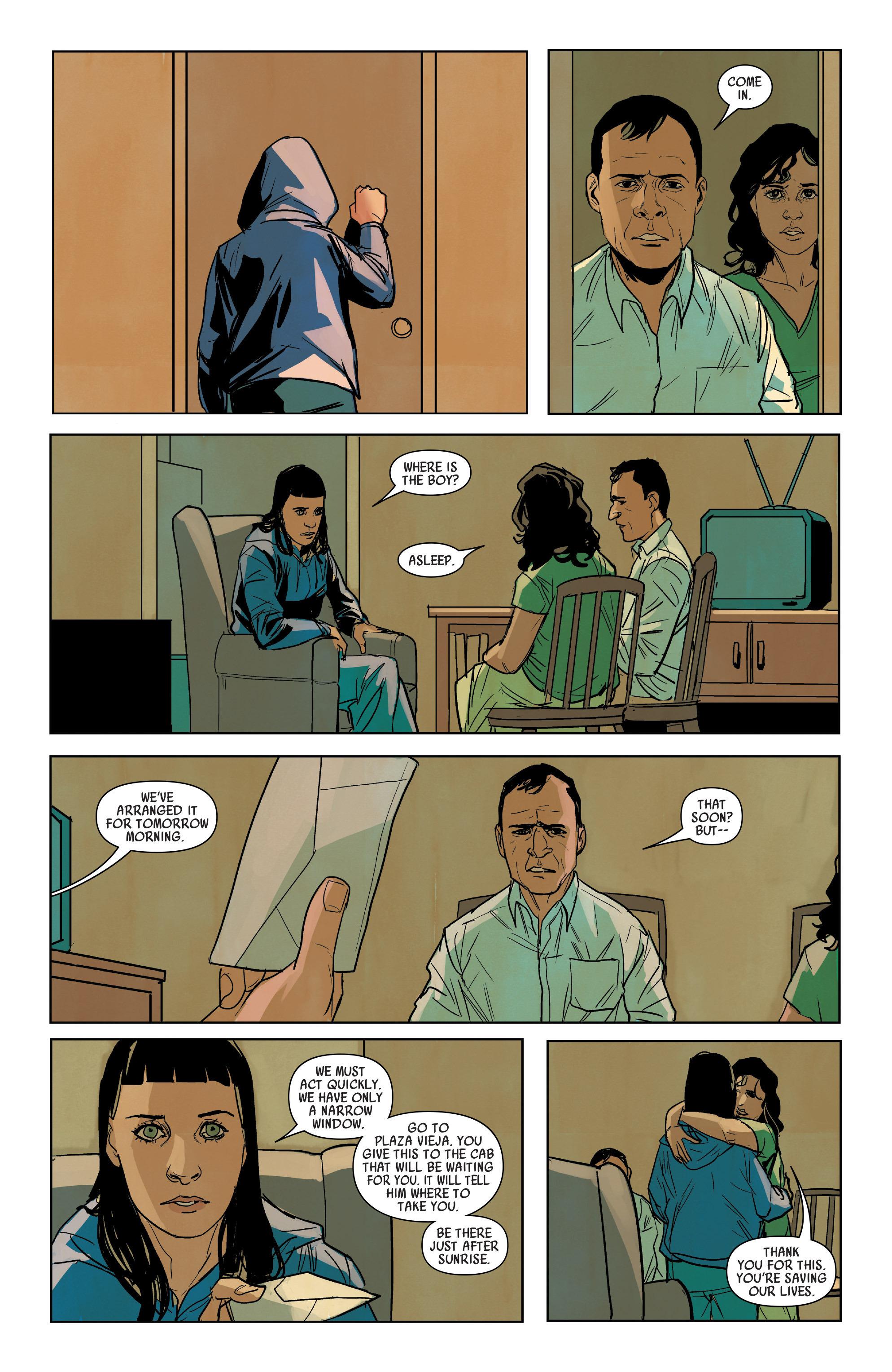 Read online Secret Wars: Last Days of the Marvel Universe comic -  Issue # TPB (Part 1) - 245