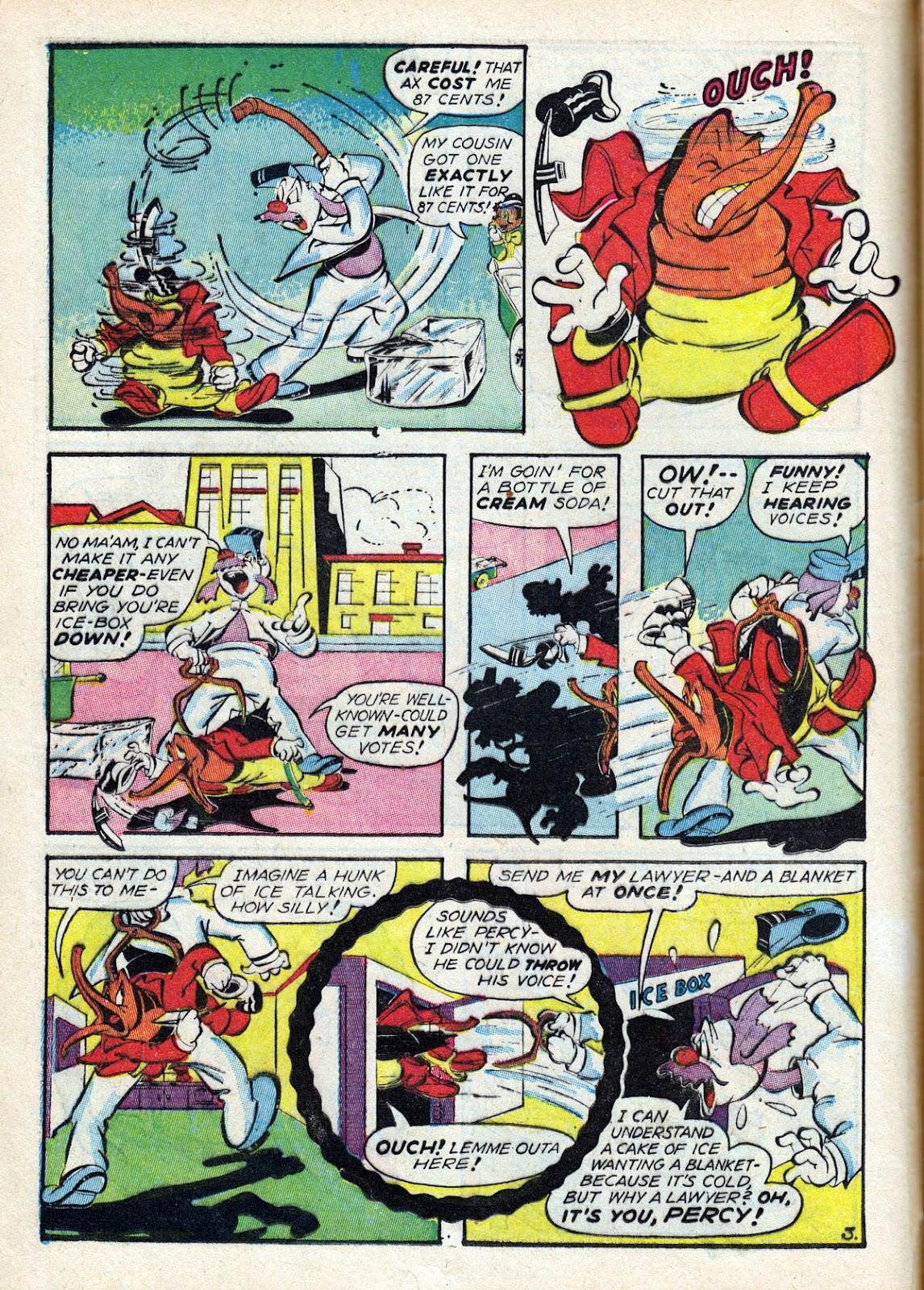 Read online Comedy Comics (1942) comic -  Issue #14 - 22