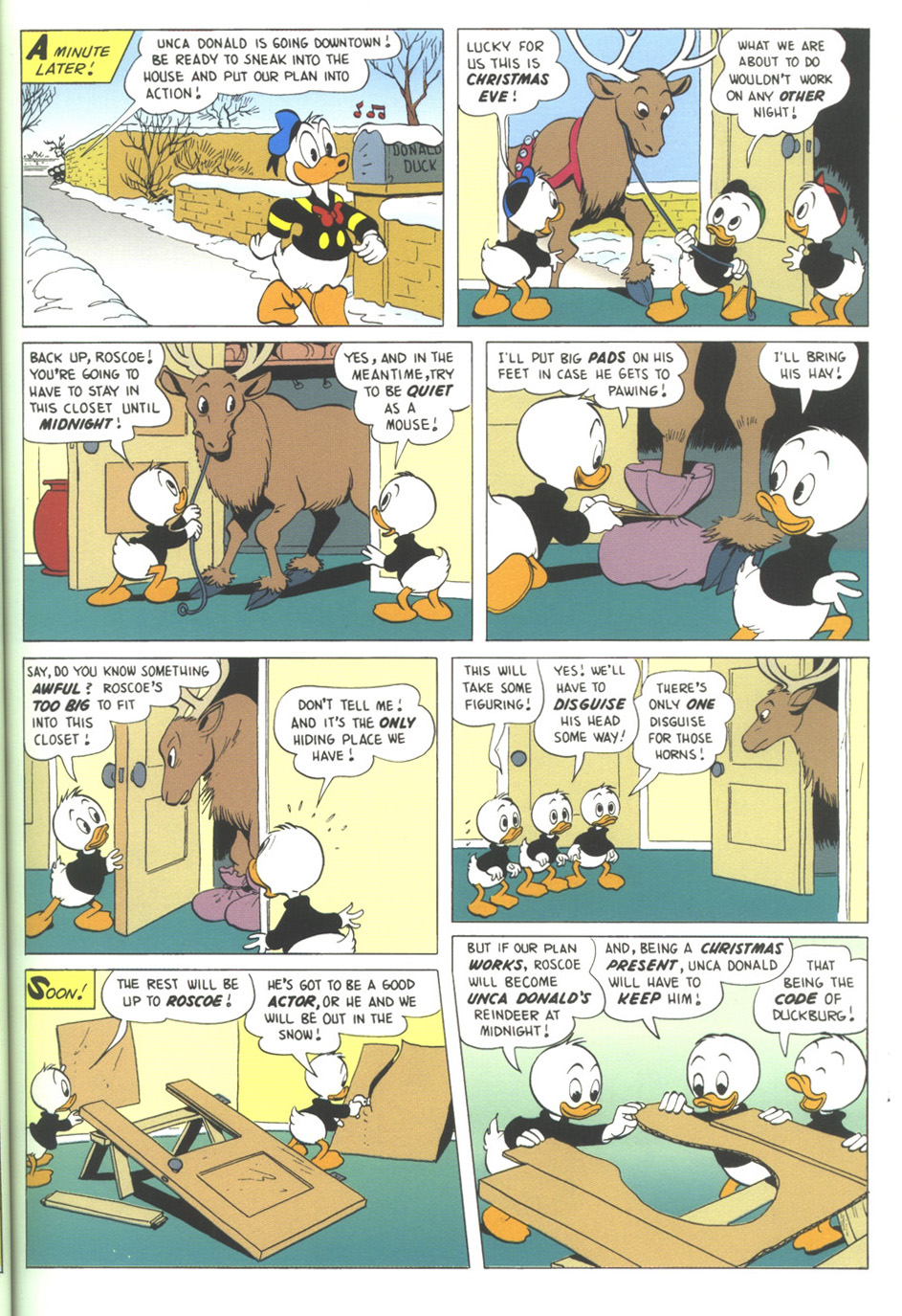 Read online Uncle Scrooge (1953) comic -  Issue #317 - 27