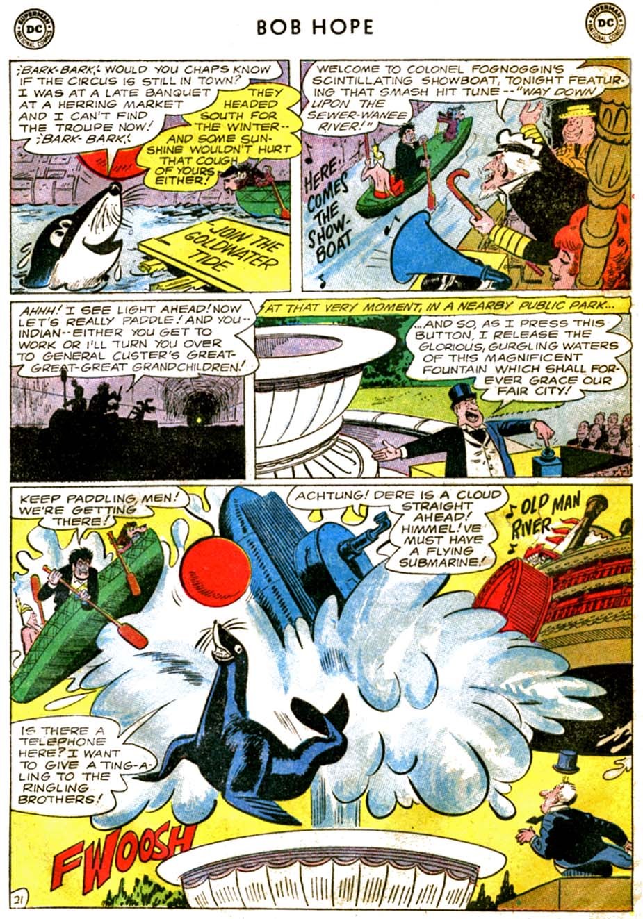 The Adventures of Bob Hope issue 92 - Page 28