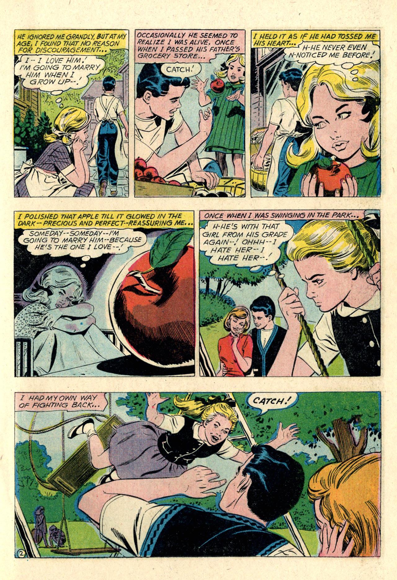 Read online Secret Hearts comic -  Issue #127 - 13