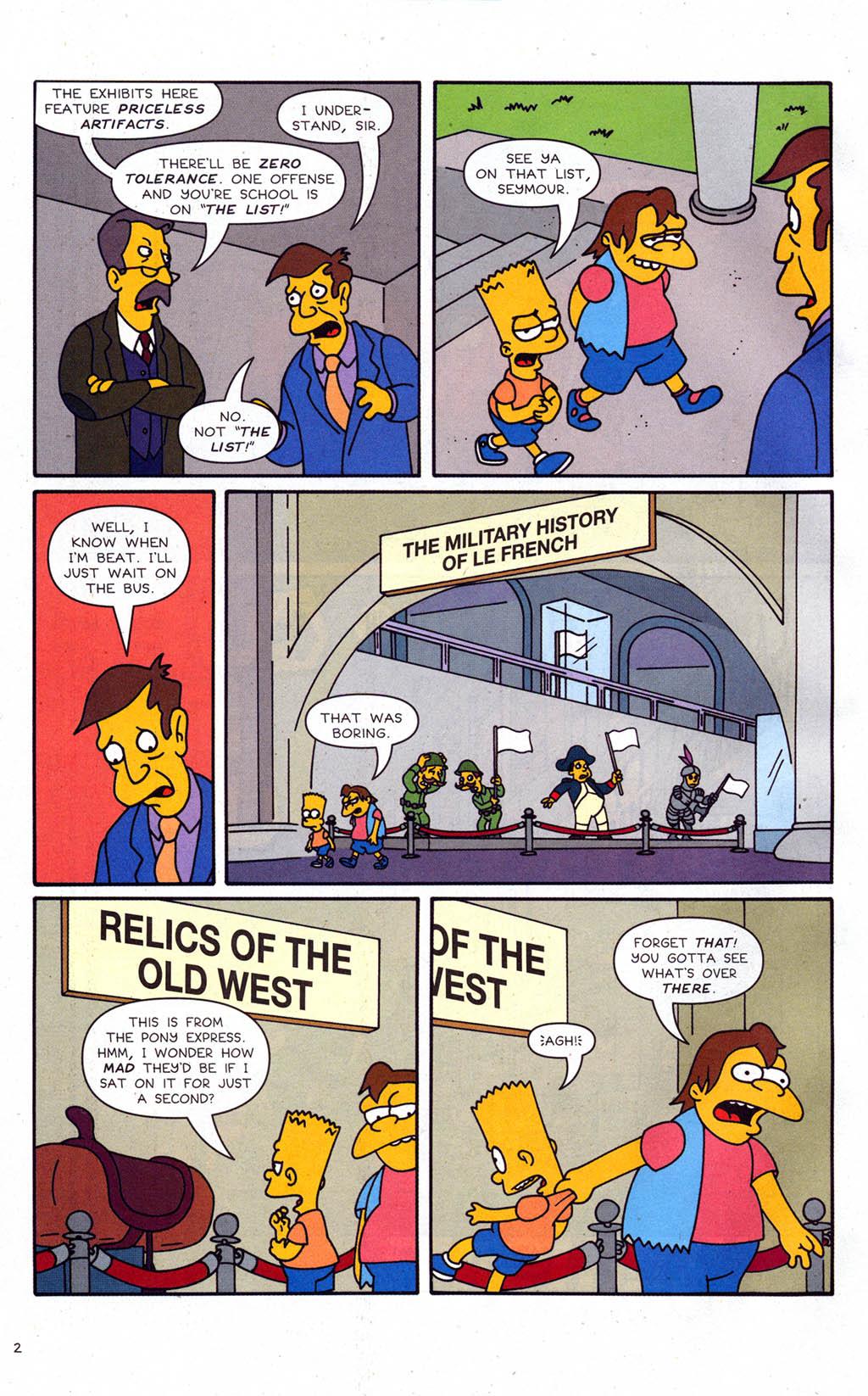 Read online Simpsons Comics Presents Bart Simpson comic -  Issue #21 - 24