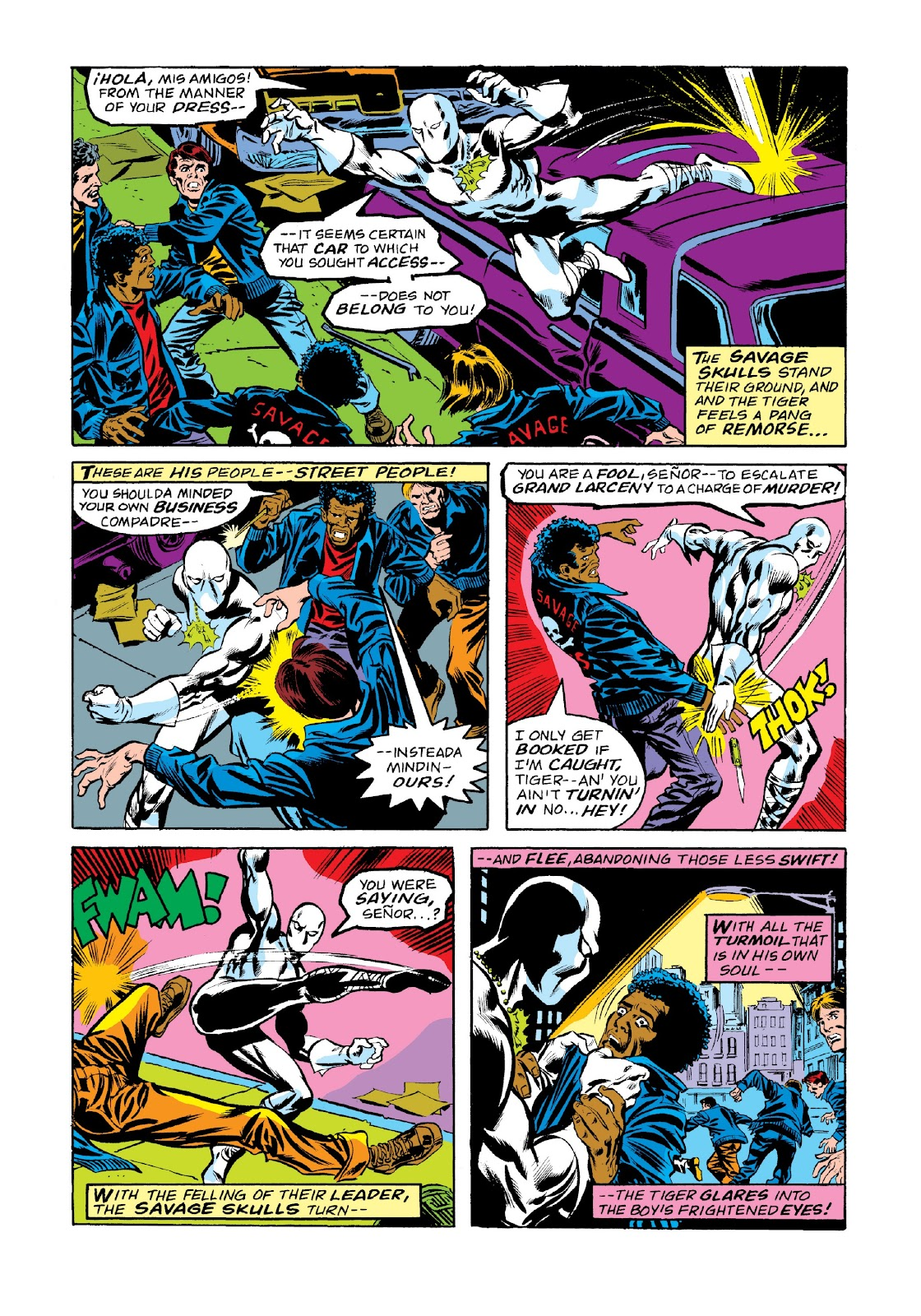 Read online Marvel Masterworks: The Spectacular Spider-Man comic -  Issue # TPB 2 (Part 2) - 80