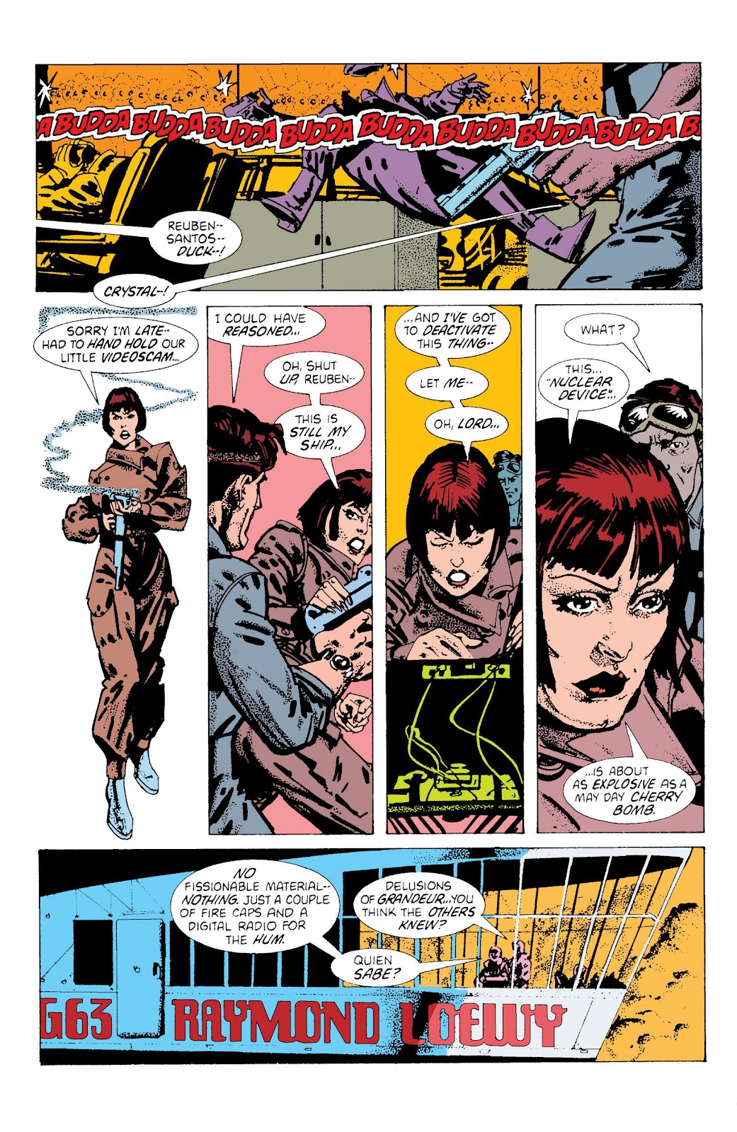 American Flagg! issue Definitive Collection (Part 2) - Page 41