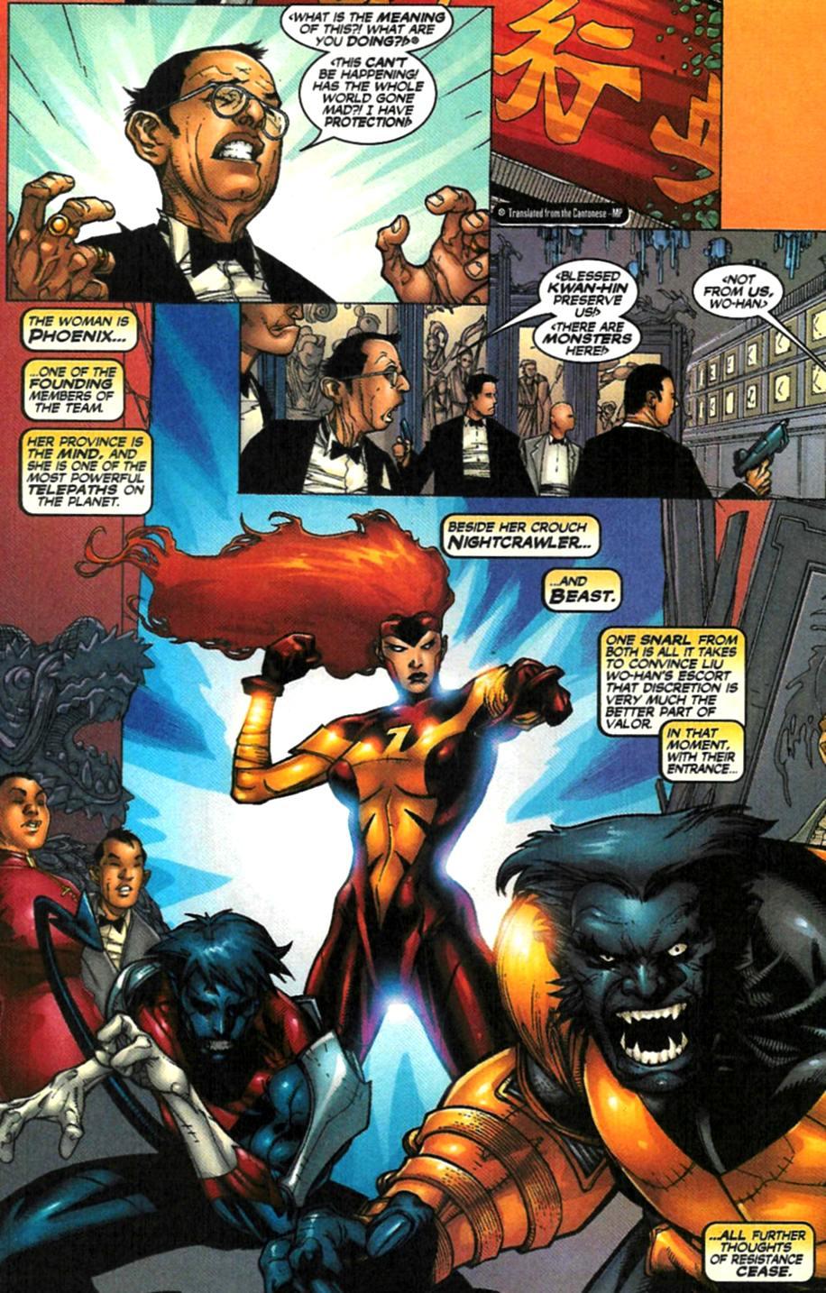 X-Men (1991) 104 Page 4