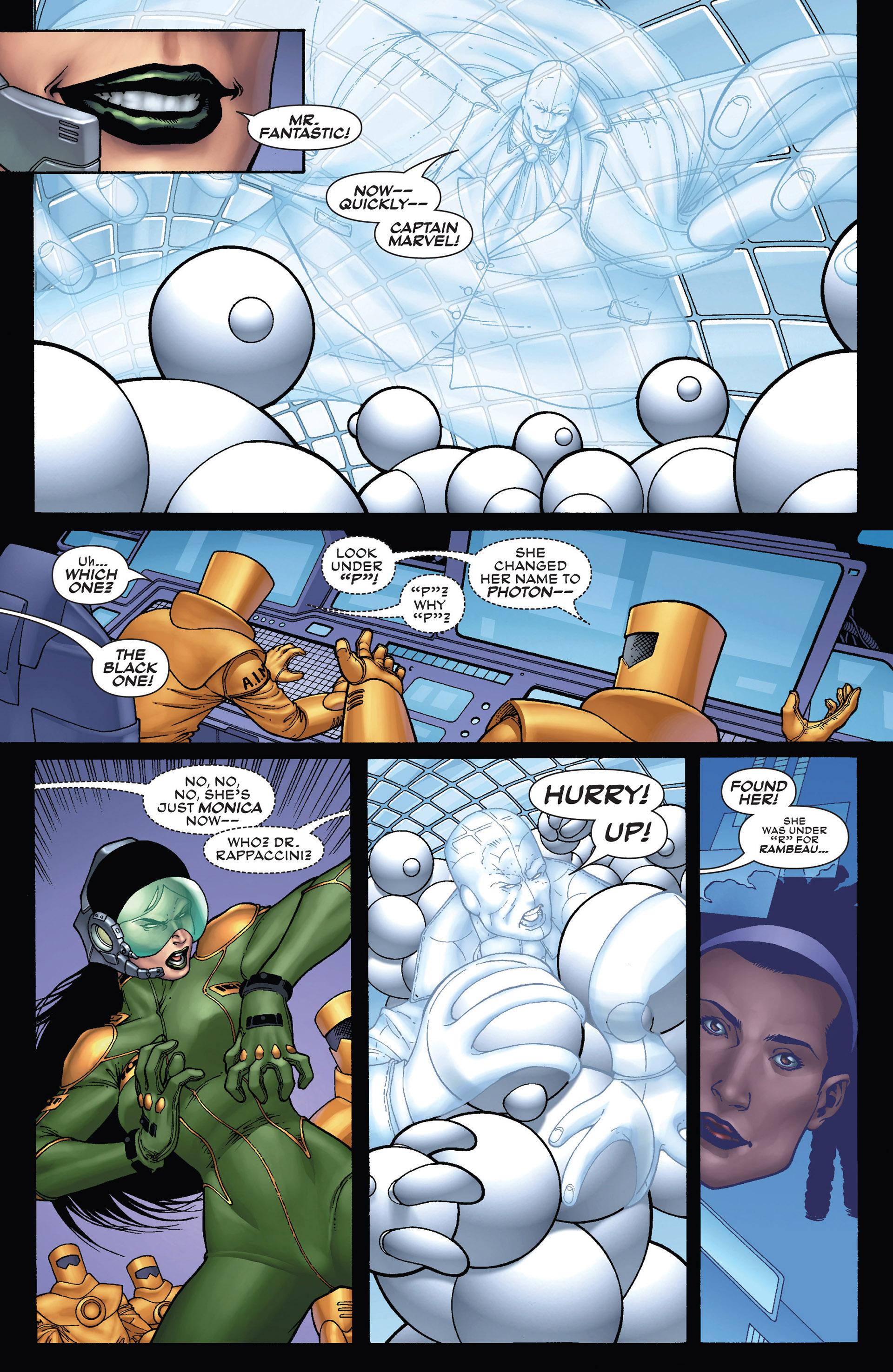 Read online Super-Villain Team-Up/MODOK's 11 comic -  Issue #3 - 22
