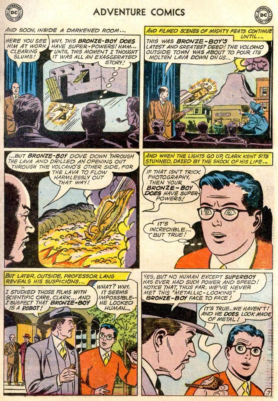 Read online Adventure Comics (1938) comic -  Issue #295 - 9